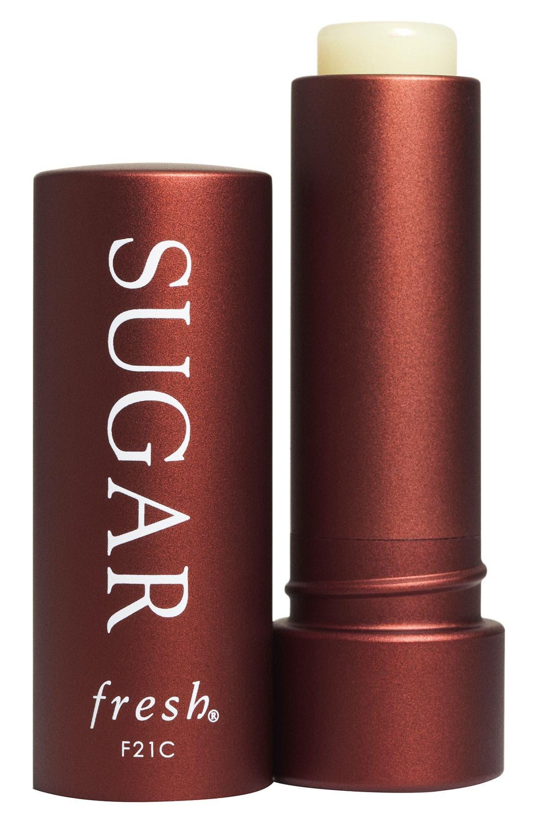 FRESH<SUP>®</SUP>, Sugar Lip Treatment SPF 15, Main thumbnail 1, color, NO COLOR