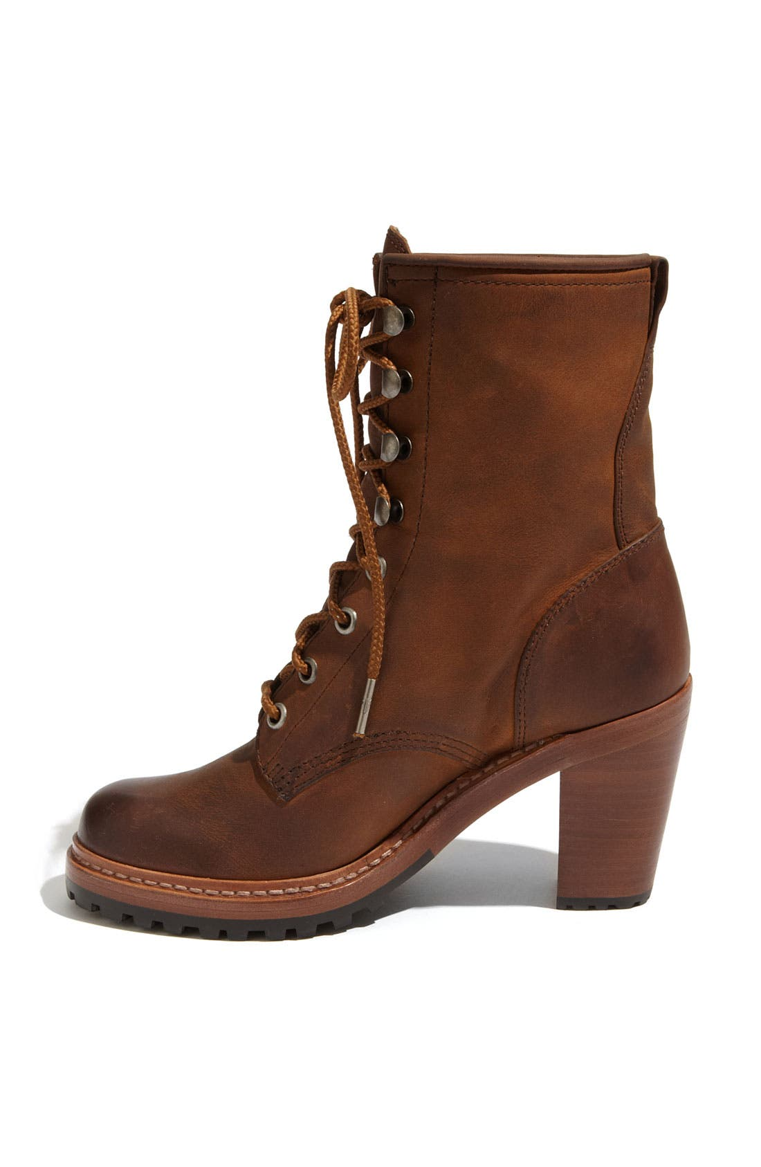 FRYE, 'Lucy' Boot, Alternate thumbnail 3, color, 231