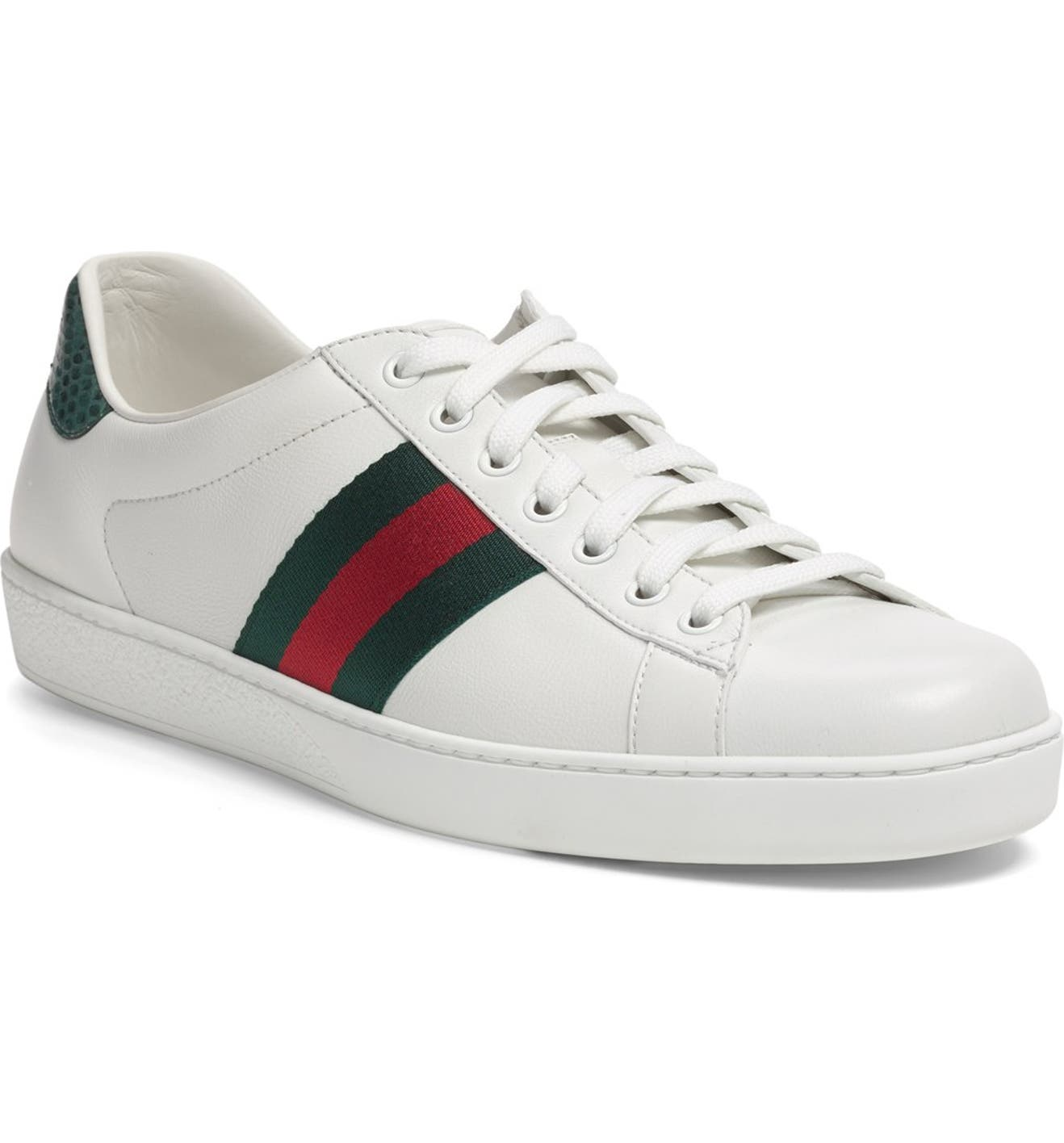 c00e3fcb219 Gucci New Ace Sneaker (Men)
