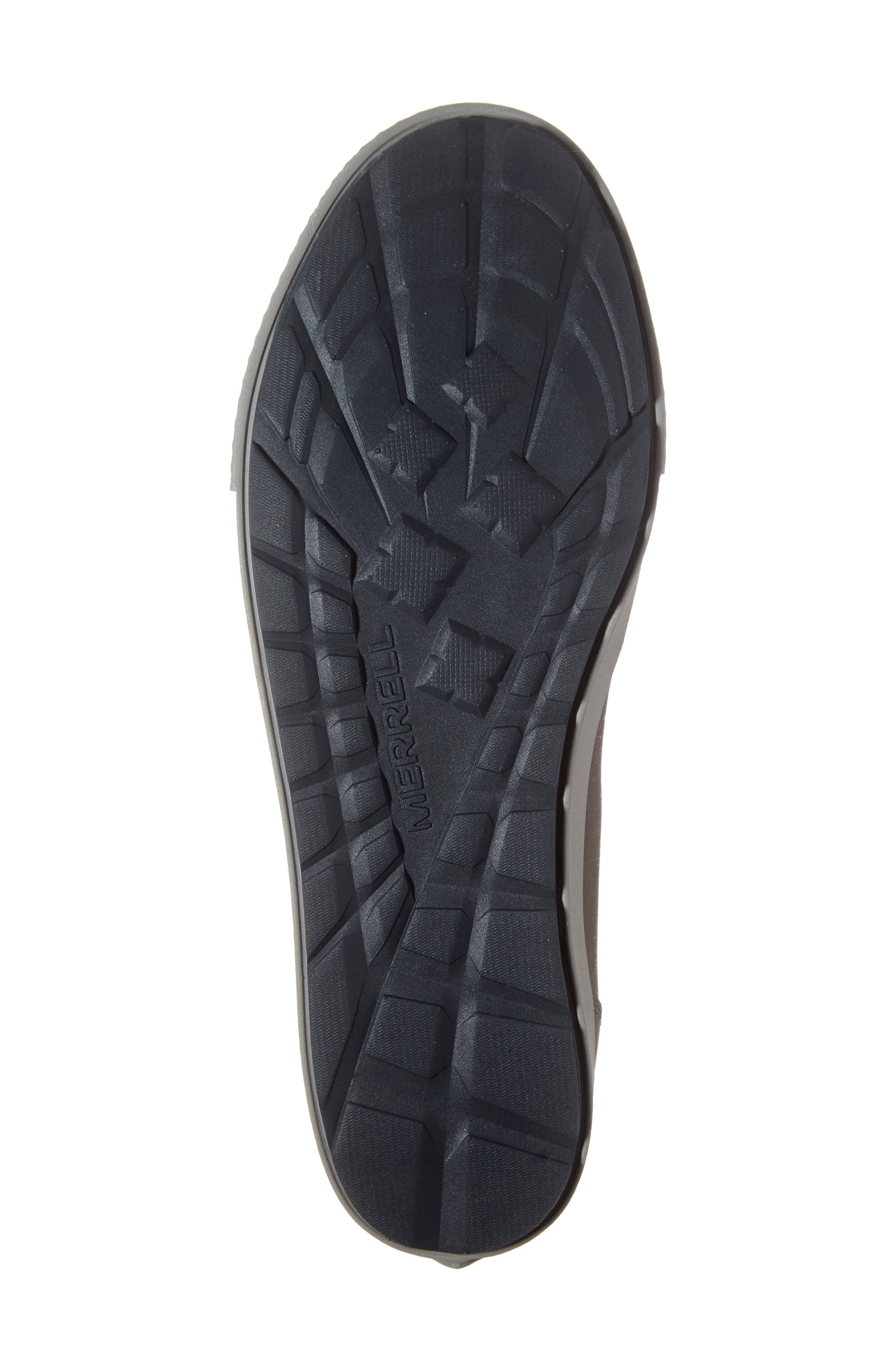 MERRELL, Barkley Sneaker, Alternate thumbnail 6, color, CASTLE ROCK