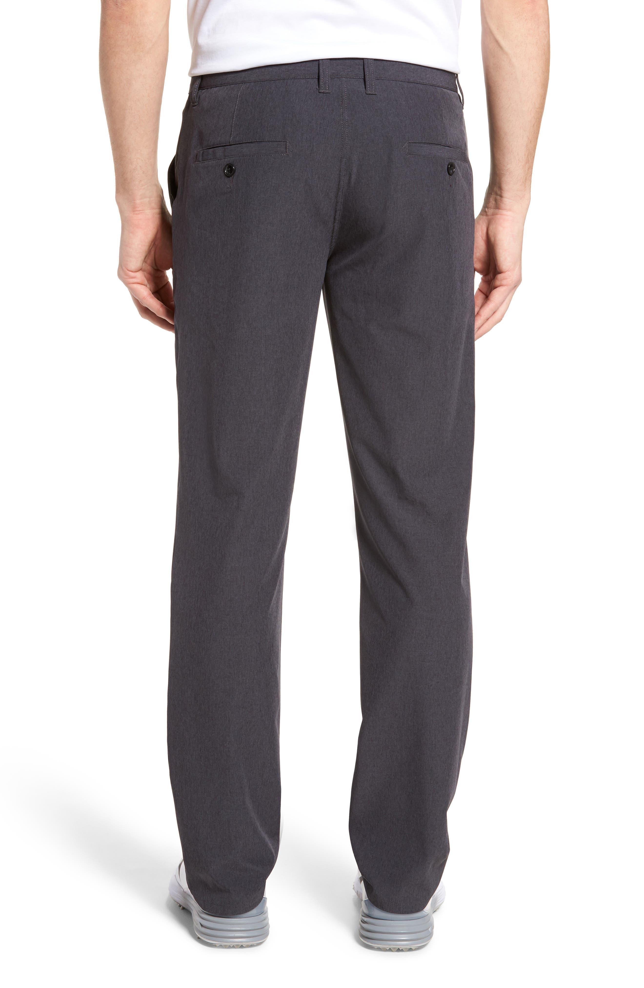 TRAVISMATHEW, Pantladdium Pants, Alternate thumbnail 2, color, HEATHER BLACK