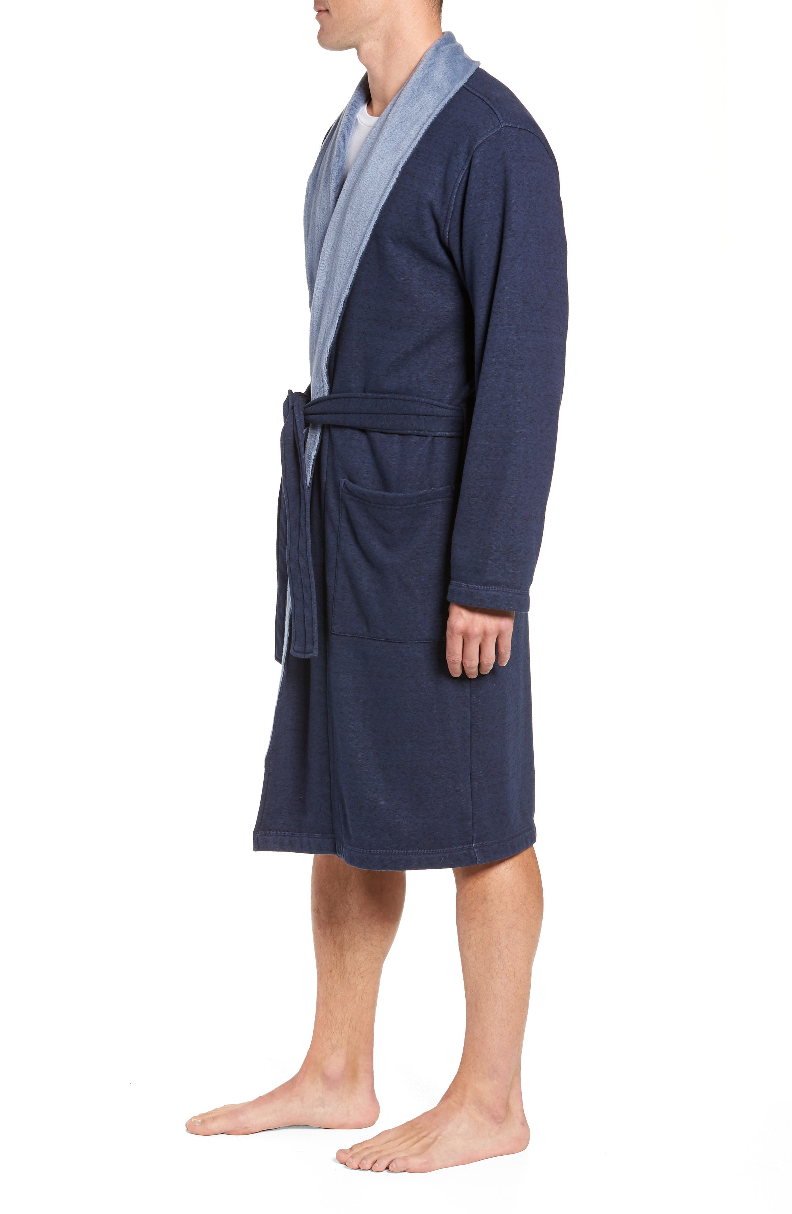 UGG<SUP>®</SUP>, Robinson Robe, Alternate thumbnail 3, color, 417