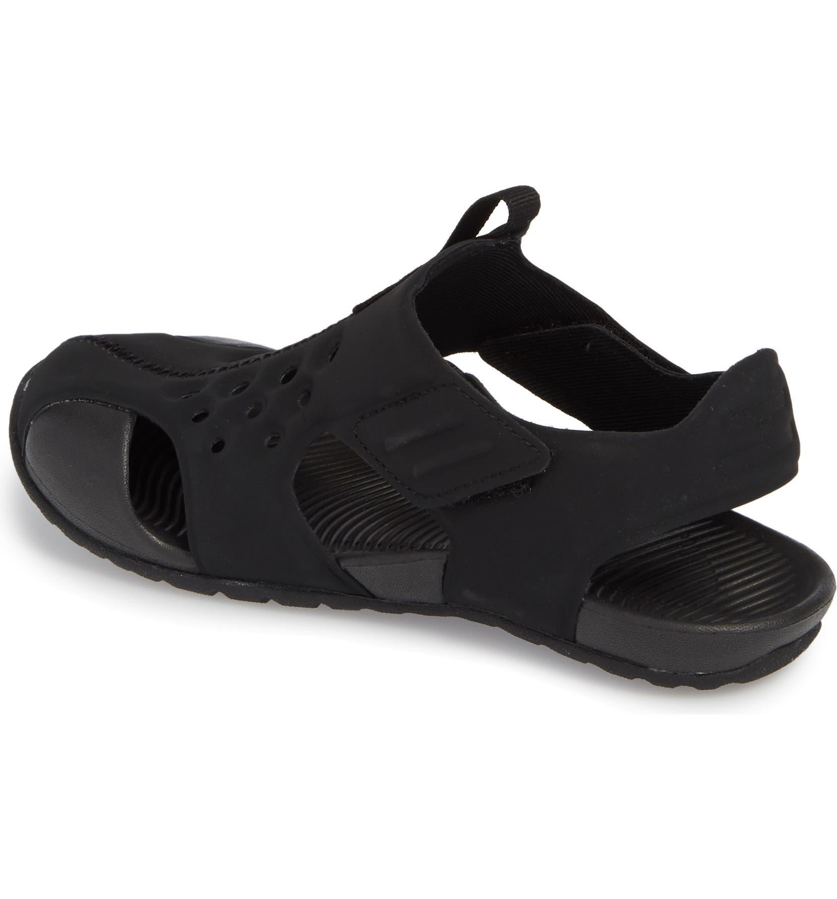 bad3df696 Nike Sunray Protect 2 Sandal (Baby