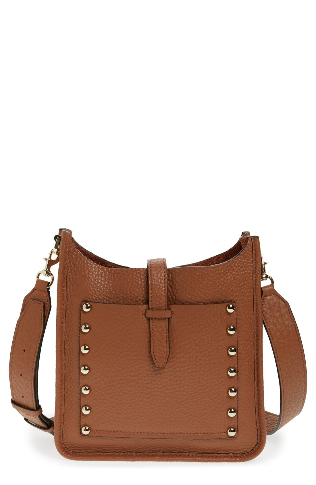 REBECCA MINKOFF, Small 'Feed' Bag, Main thumbnail 1, color, 230