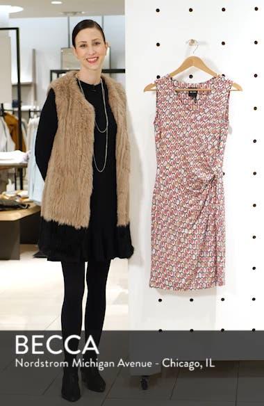 Bright Stone Sheath Dress, sales video thumbnail
