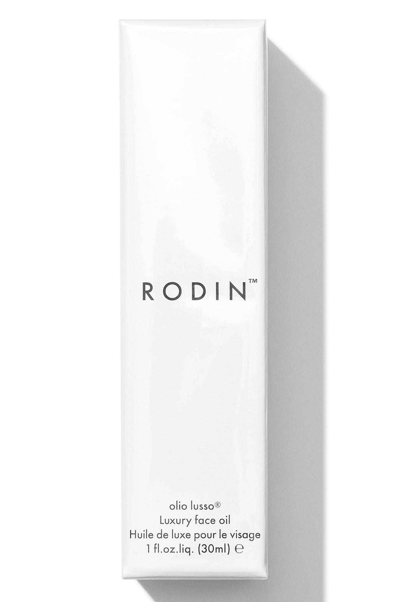 RODIN OLIO LUSSO, Jasmine/Neroli Luxury Face Oil, Alternate thumbnail 4, color, NO COLOR
