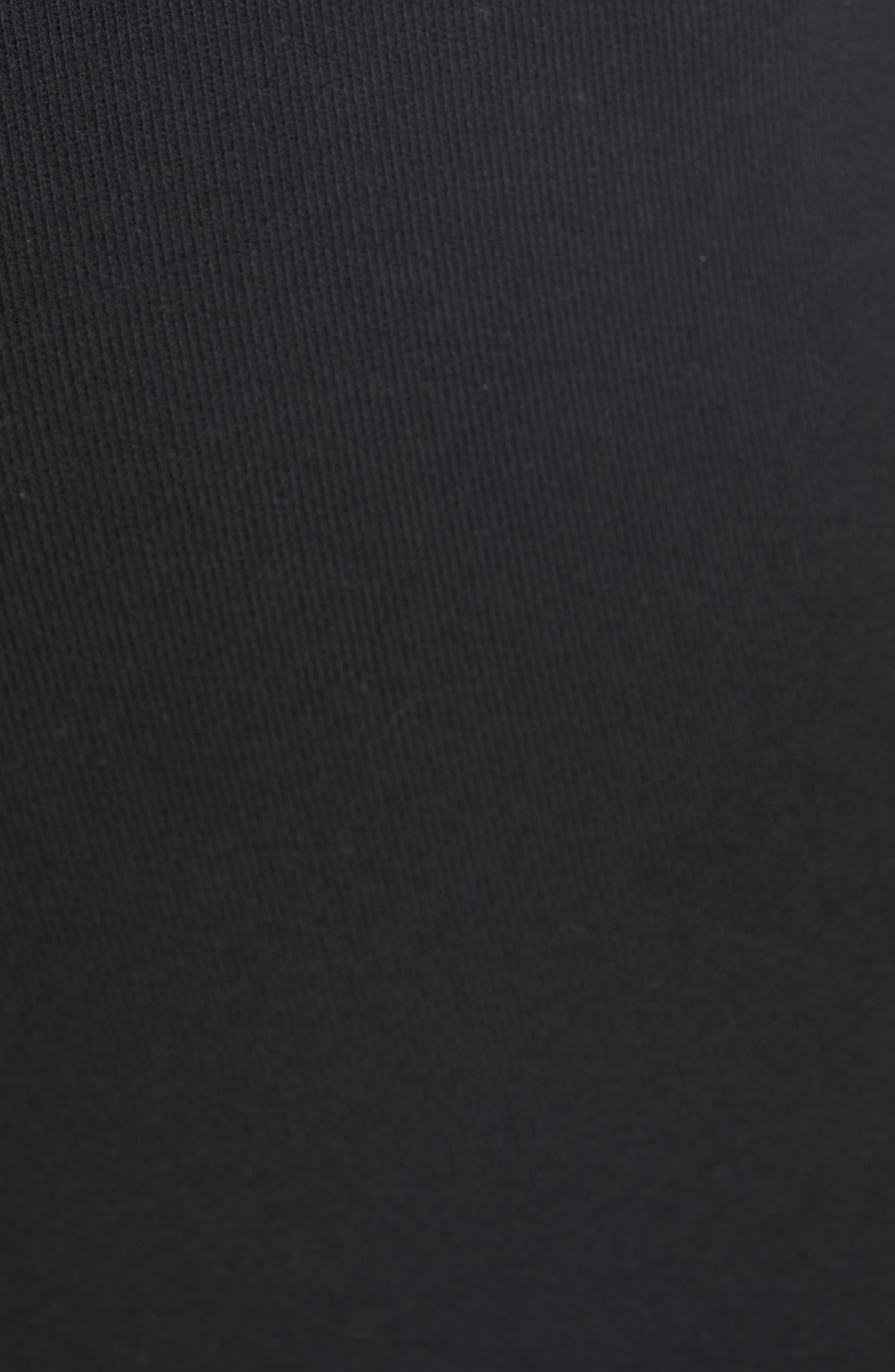 JOHN ELLIOTT, Escobar Sweatpants, Alternate thumbnail 5, color, BLACK