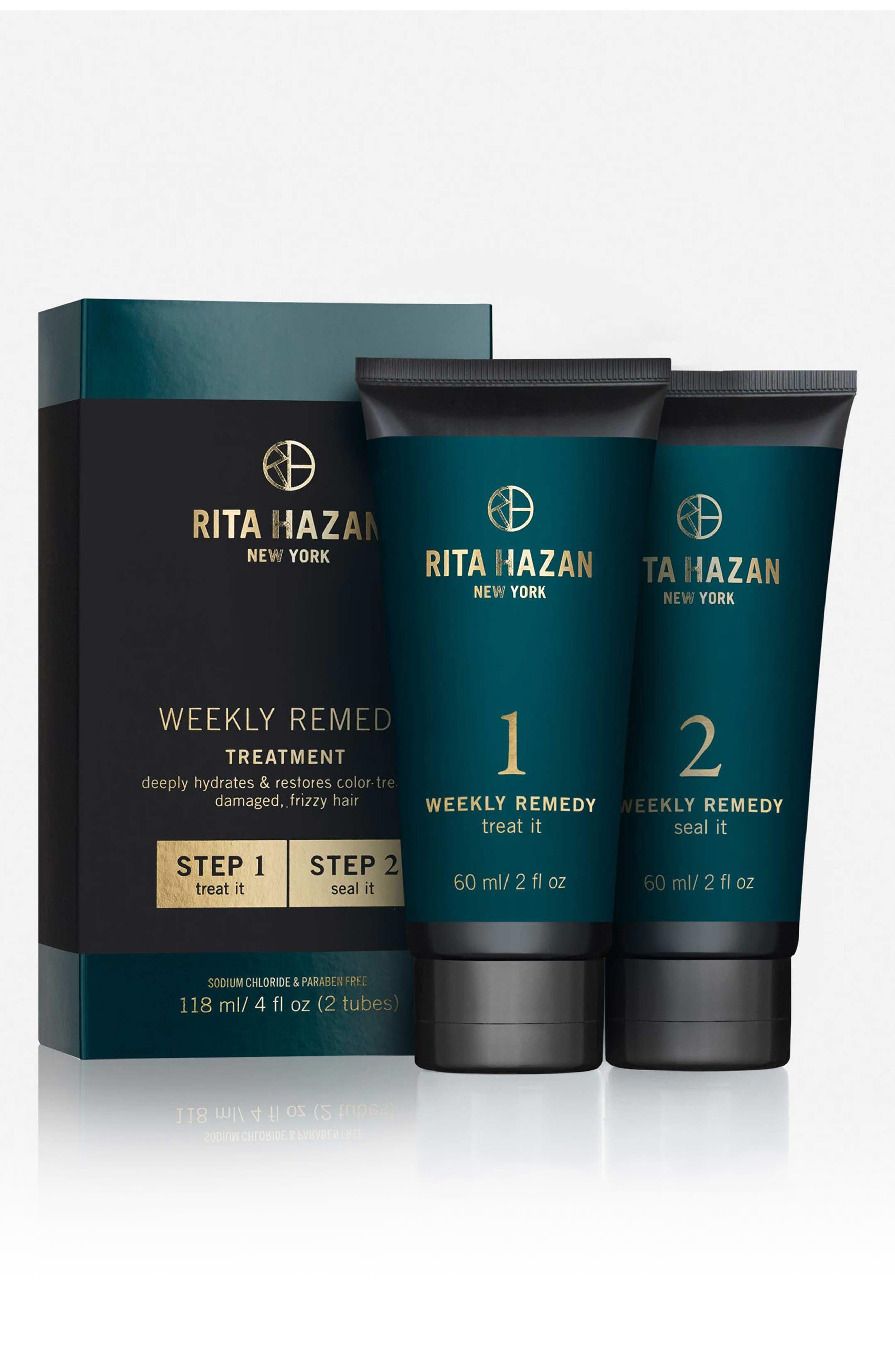 RITA HAZAN NEW YORK, Weekly Remedy Treatment, Main thumbnail 1, color, NO COLOR