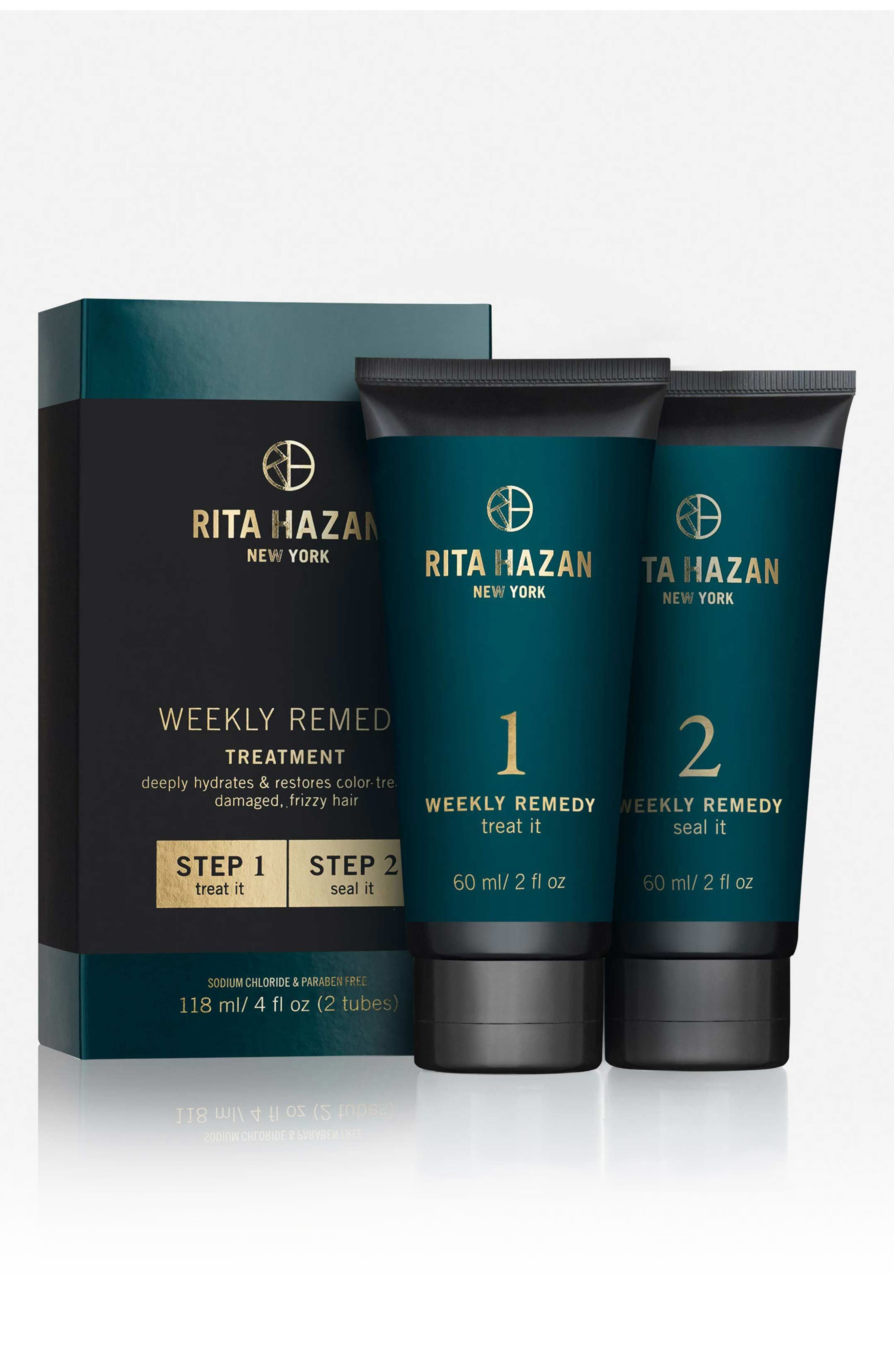 RITA HAZAN NEW YORK Weekly Remedy Treatment, Main, color, NO COLOR