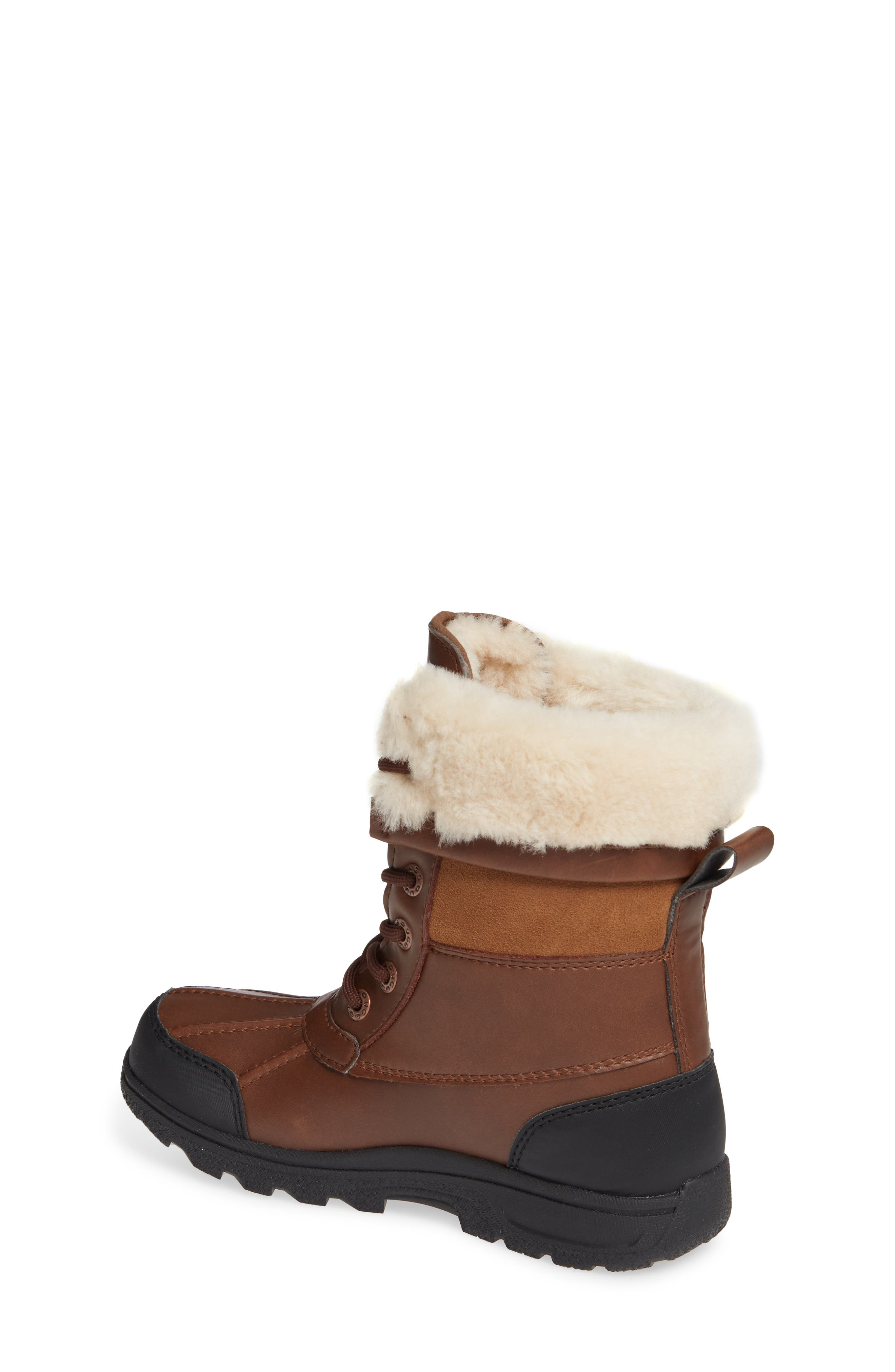 UGG<SUP>®</SUP>, Butte II Waterproof Winter Boot, Alternate thumbnail 2, color, WORCHESTER