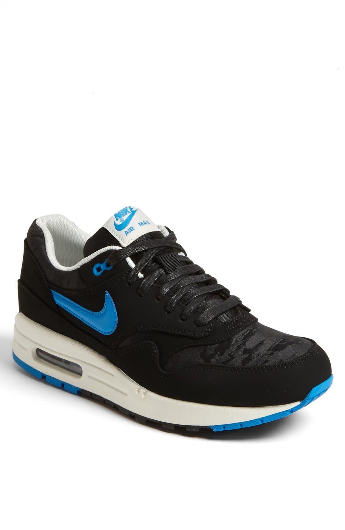 NIKE, 'Air Max 1 Premium' Sneaker, Main thumbnail 1, color, 014