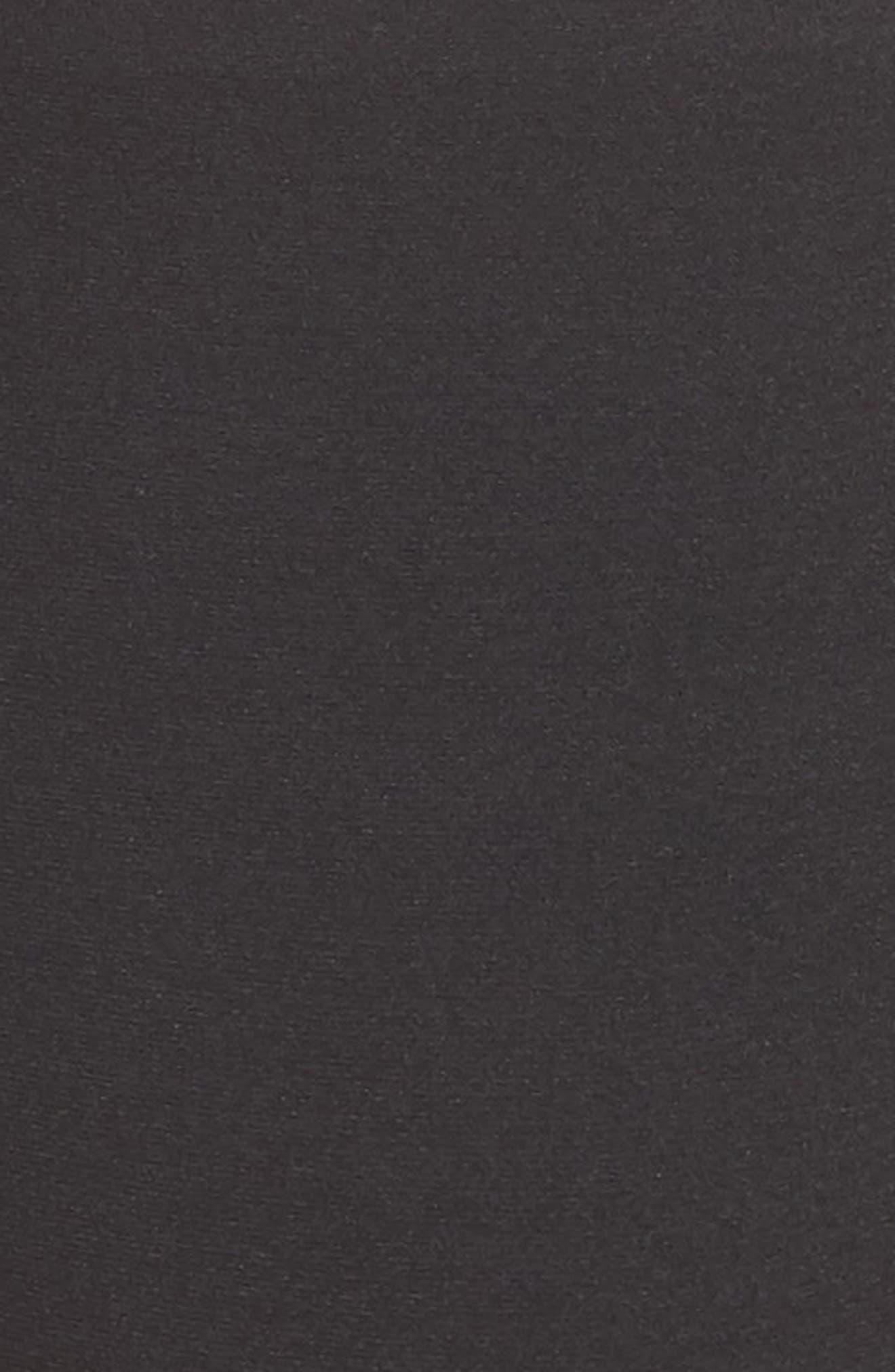 CHANTELLE LINGERIE, Soft Stretch Seamless Hipster Panties, Alternate thumbnail 5, color, BLACK
