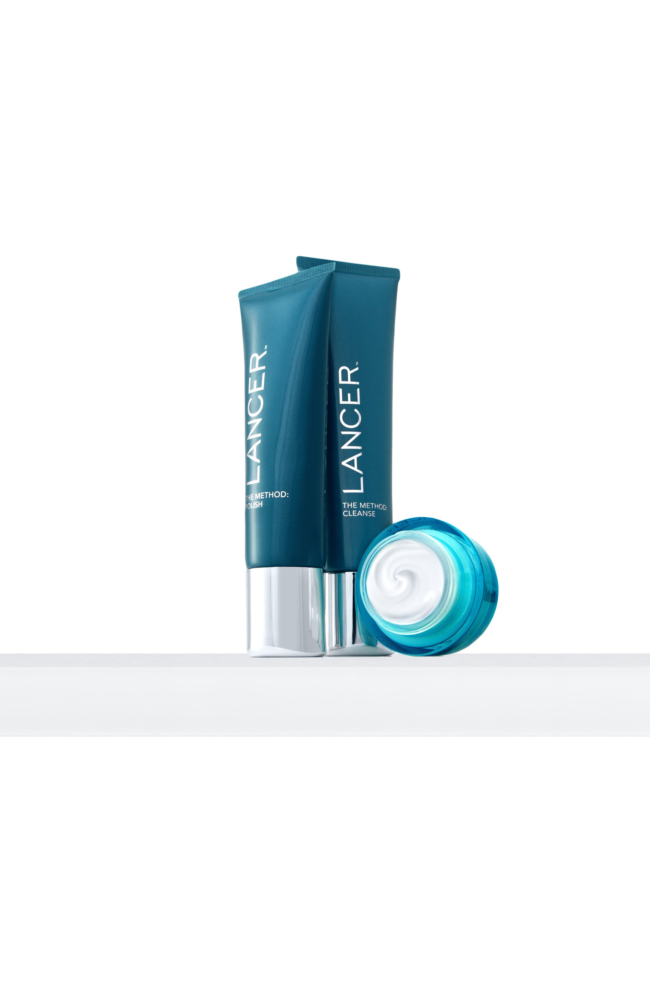 LANCER SKINCARE, The Method Cleanse Normal-Combination Skin Cleanser, Alternate thumbnail 3, color, NO COLOR