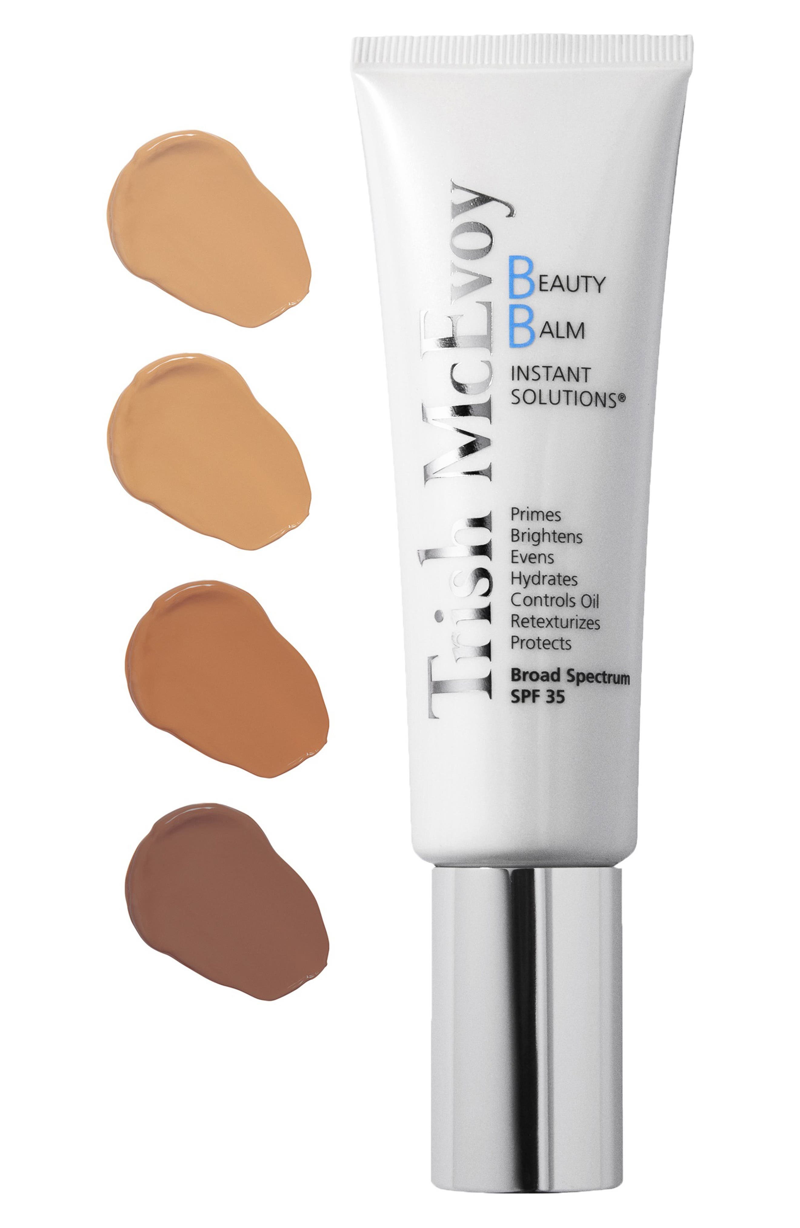 TRISH MCEVOY, Beauty Balm Instant Solutions<sup>®</sup> SPF 35, Alternate thumbnail 4, color, SHADE 2