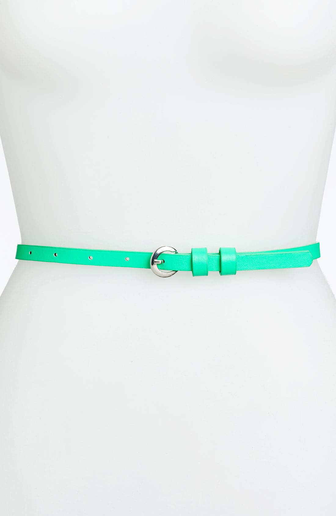 BP., Neon Skinny Belt, Main thumbnail 1, color, 300