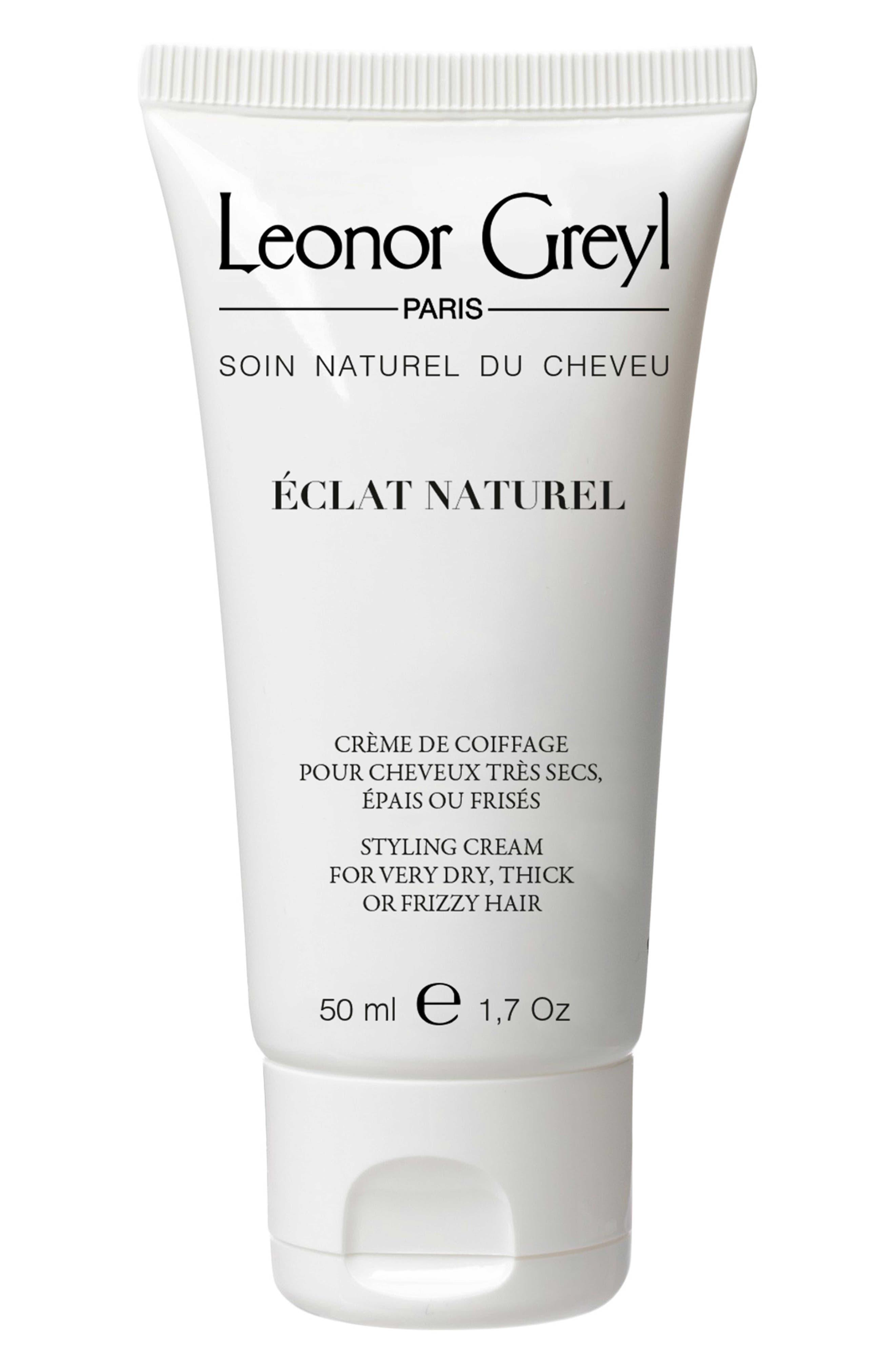 LEONOR GREYL PARIS, Éclat Naturel Styling Cream, Main thumbnail 1, color, NO COLOR