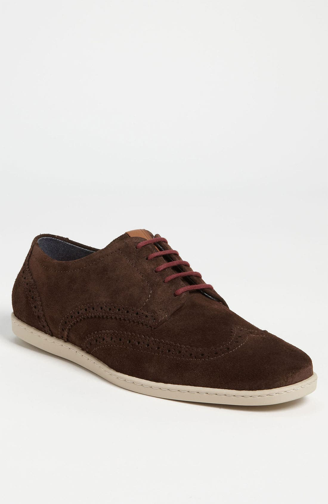 FRED PERRY, 'Jacobs' Wingtip, Main thumbnail 1, color, 201