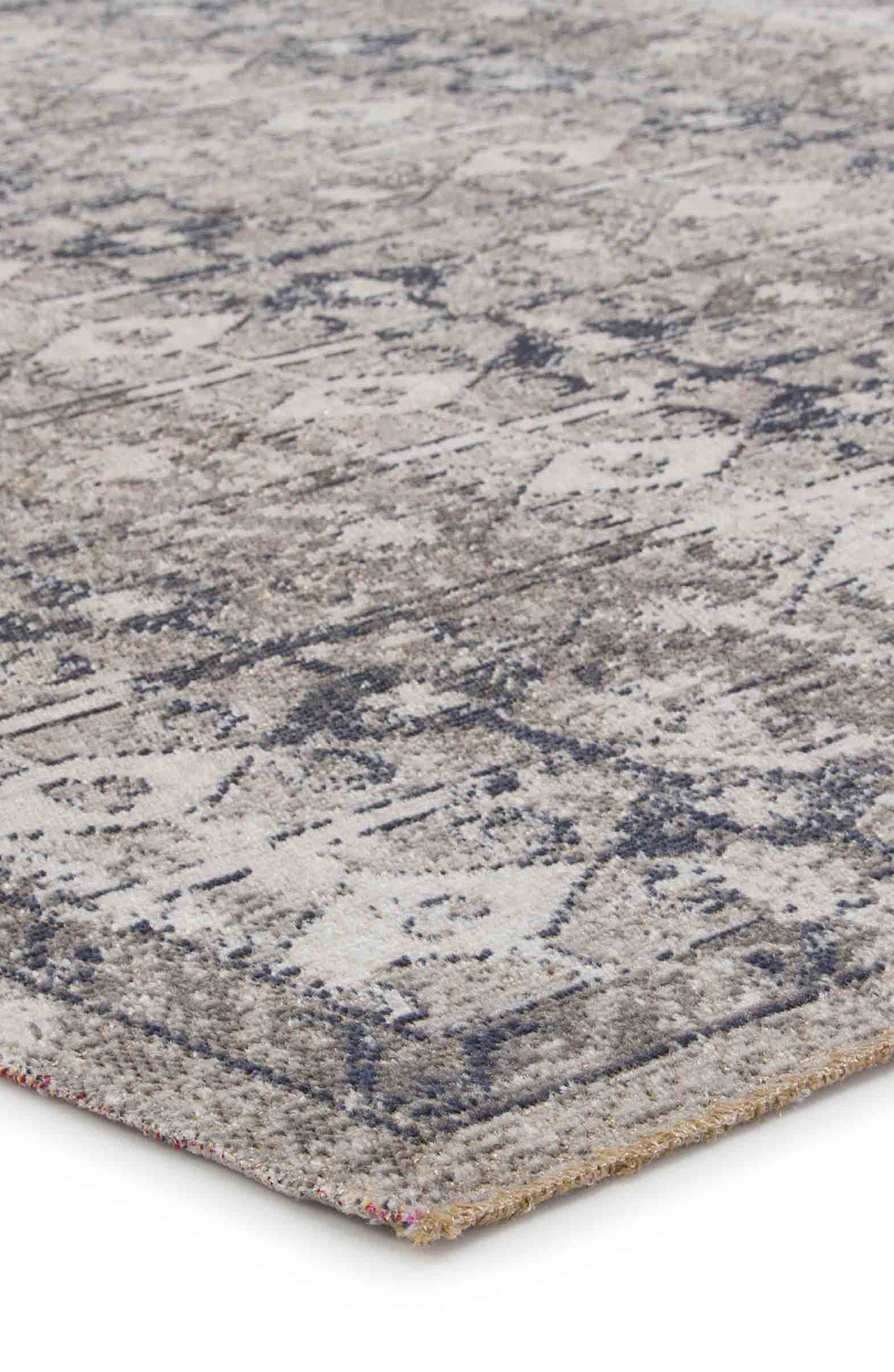 JAIPUR, Monica Rug, Alternate thumbnail 3, color, TAUPE BLACK