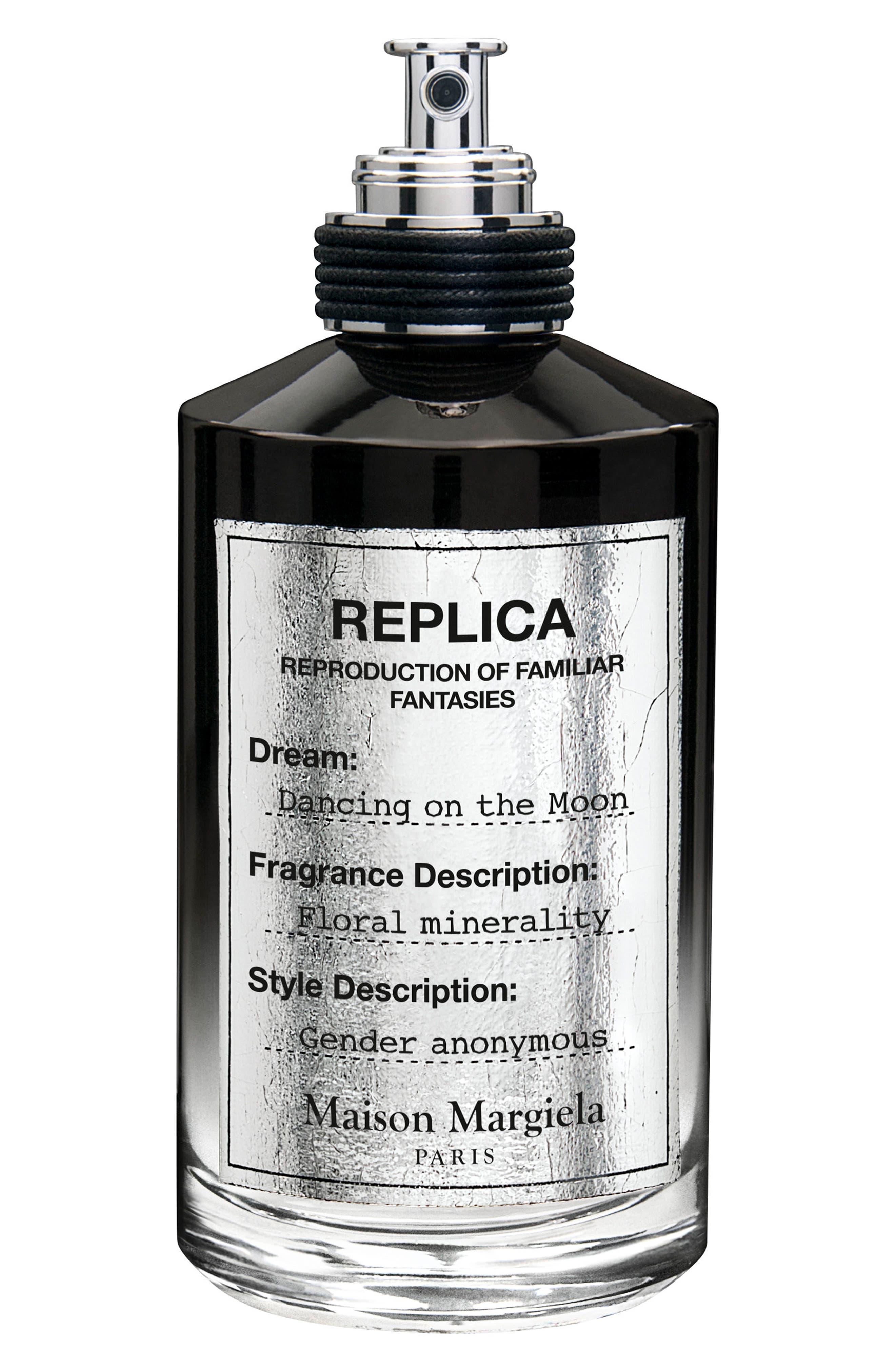 MAISON MARGIELA, Replica Dancing on the Moon Eau de Parfum, Main thumbnail 1, color, NO COLOR