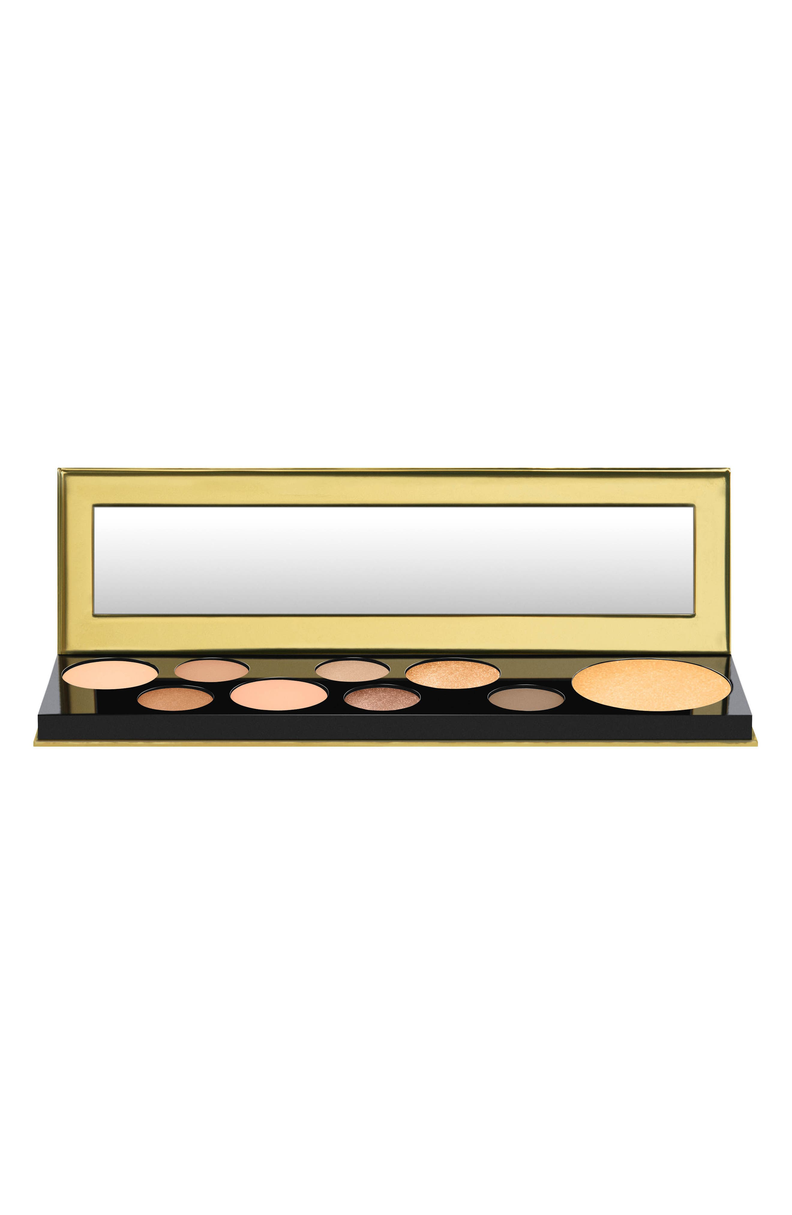 MAC COSMETICS, MAC Girls Power Hungry Palette, Alternate thumbnail 3, color, POWER HUNGRY