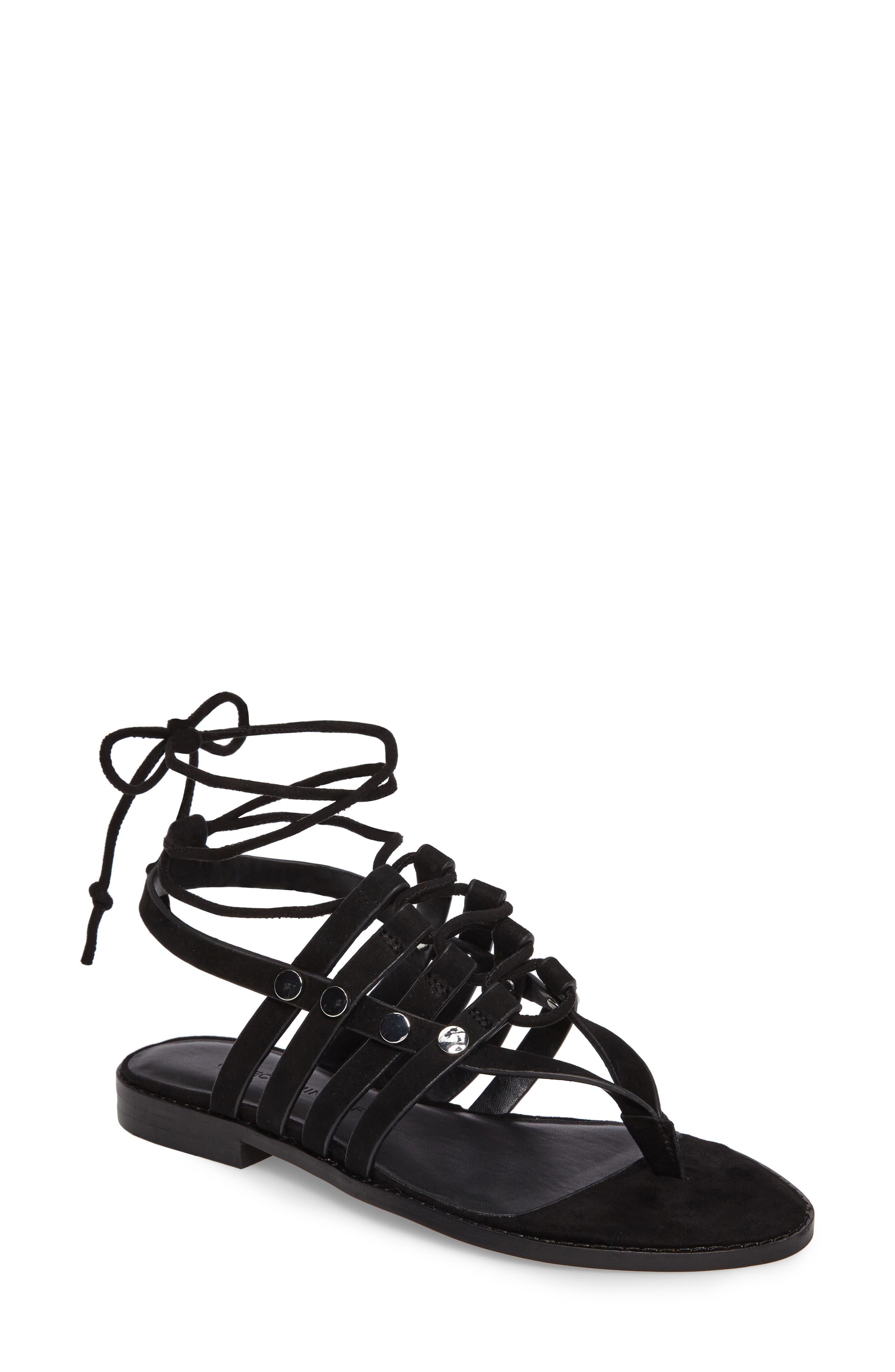 REBECCA MINKOFF Evonne Sandal, Main, color, 004