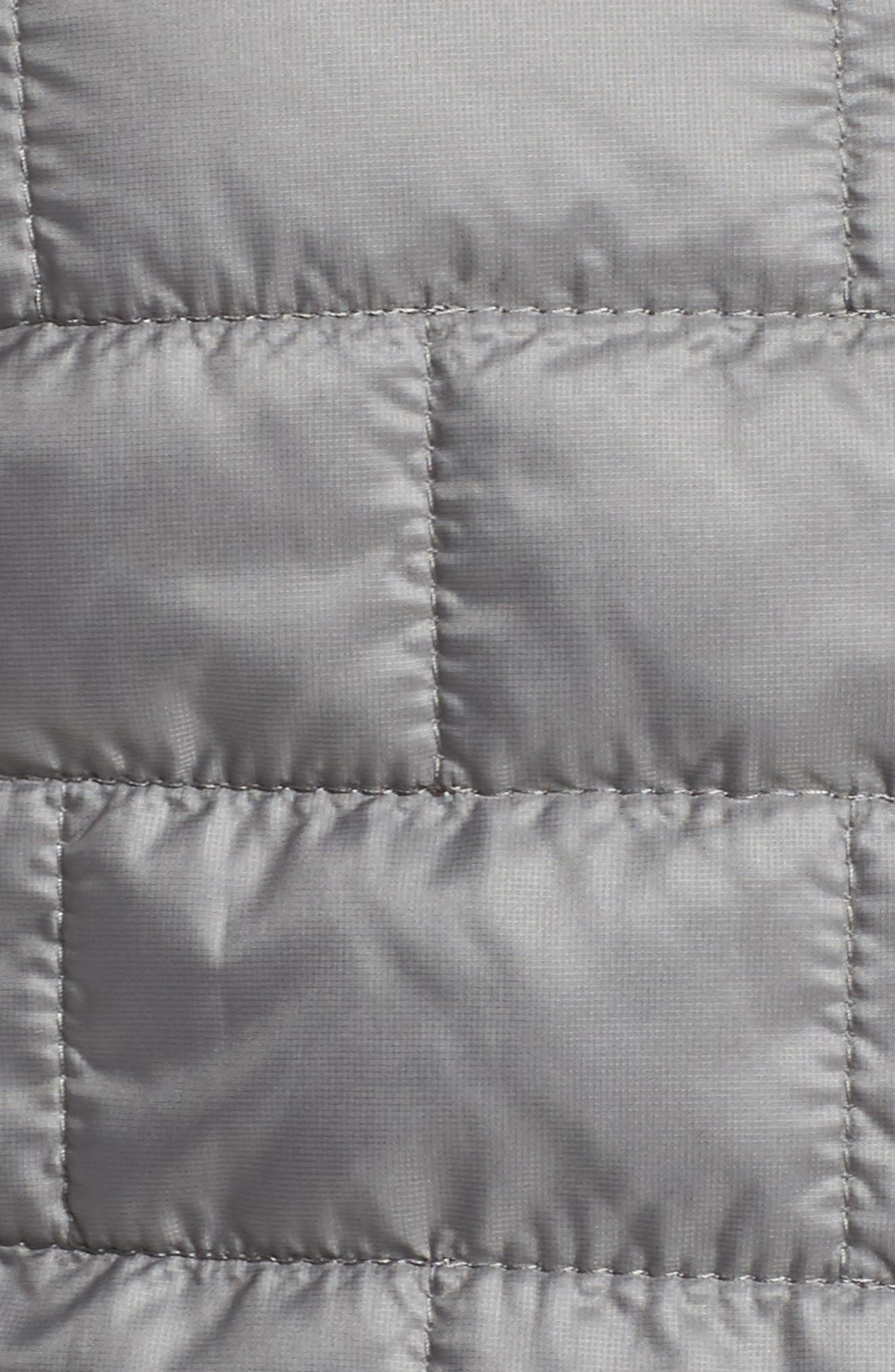 PATAGONIA, Nano Puff<sup>®</sup> Water Resistant Jacket, Alternate thumbnail 7, color, FEATHER GREY