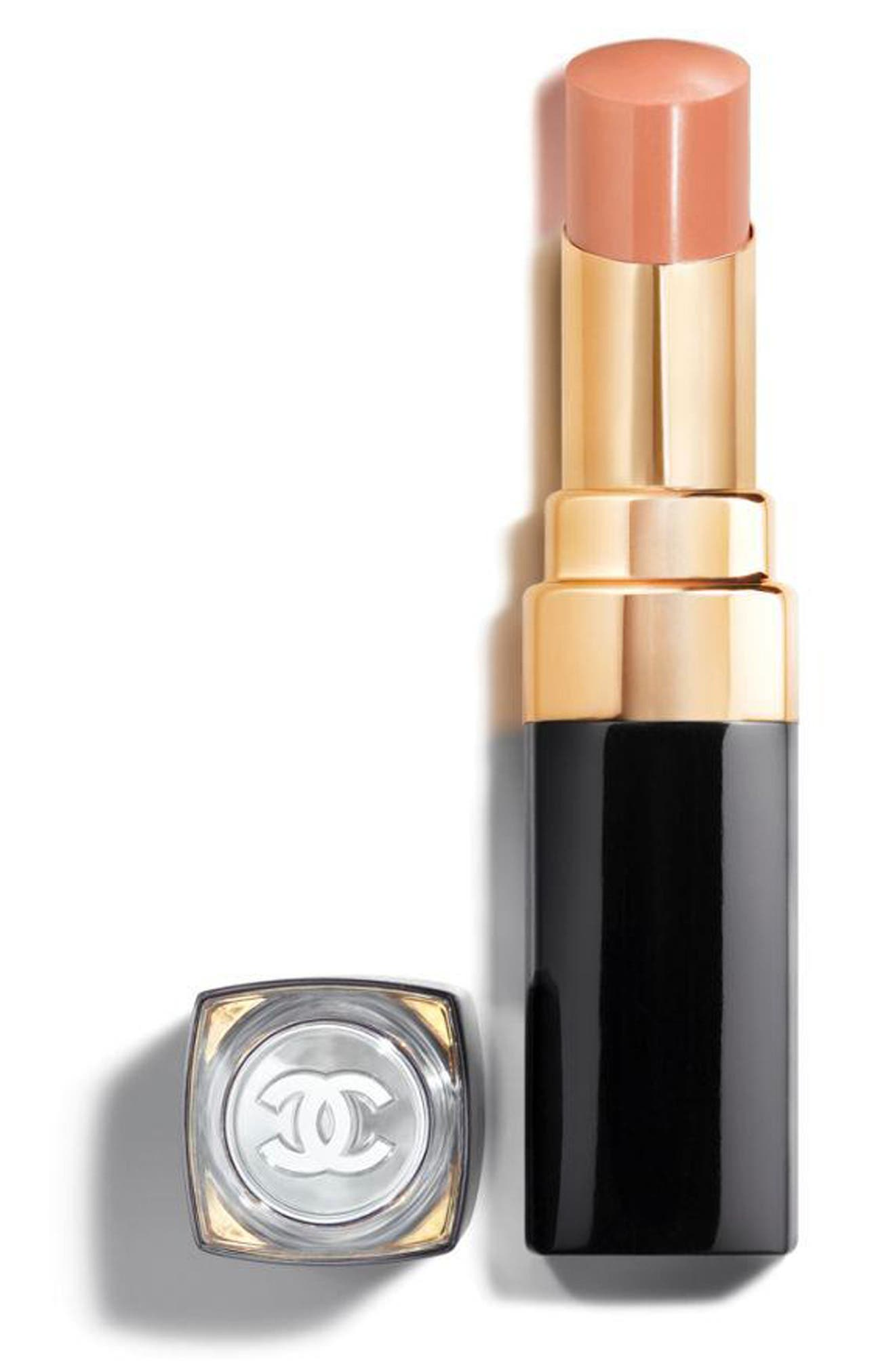 CHANEL, ROUGE COCO FLASH<br />Lipstick, Main thumbnail 1, color, 52 CASUAL