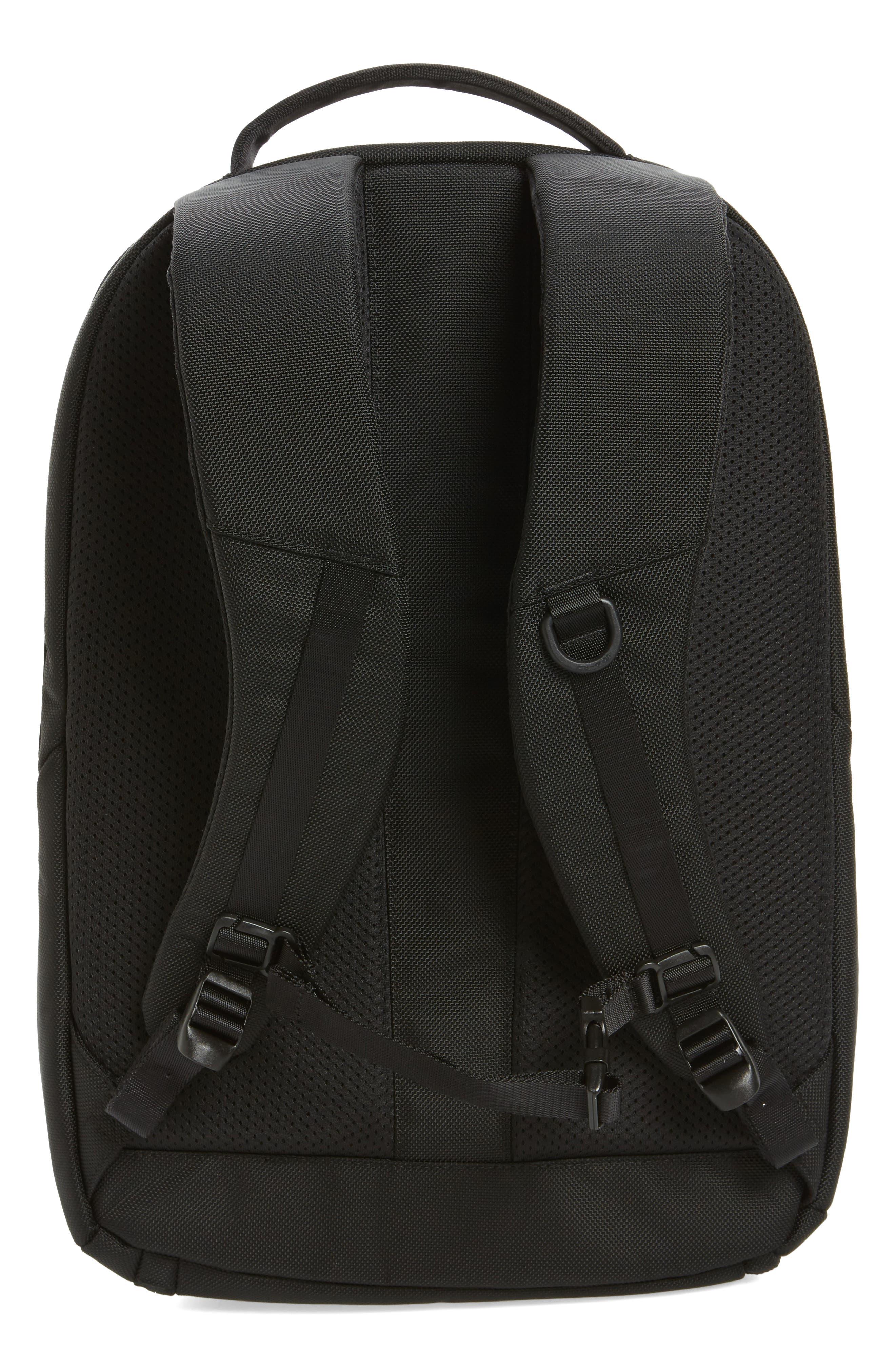 AER, Fit Pack 2 Backpack, Alternate thumbnail 4, color, BLACK