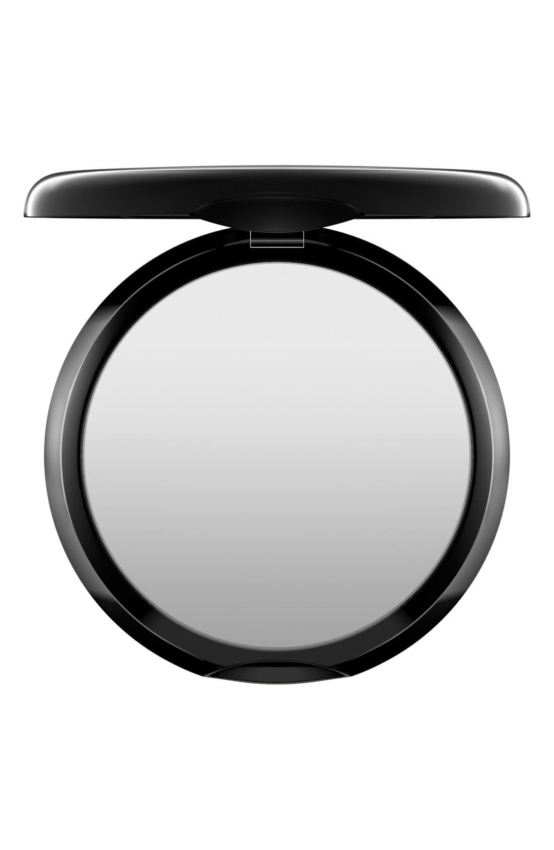 MAC COSMETICS, MAC 'Duo Image' Compact Mirror, Alternate thumbnail 2, color, 000