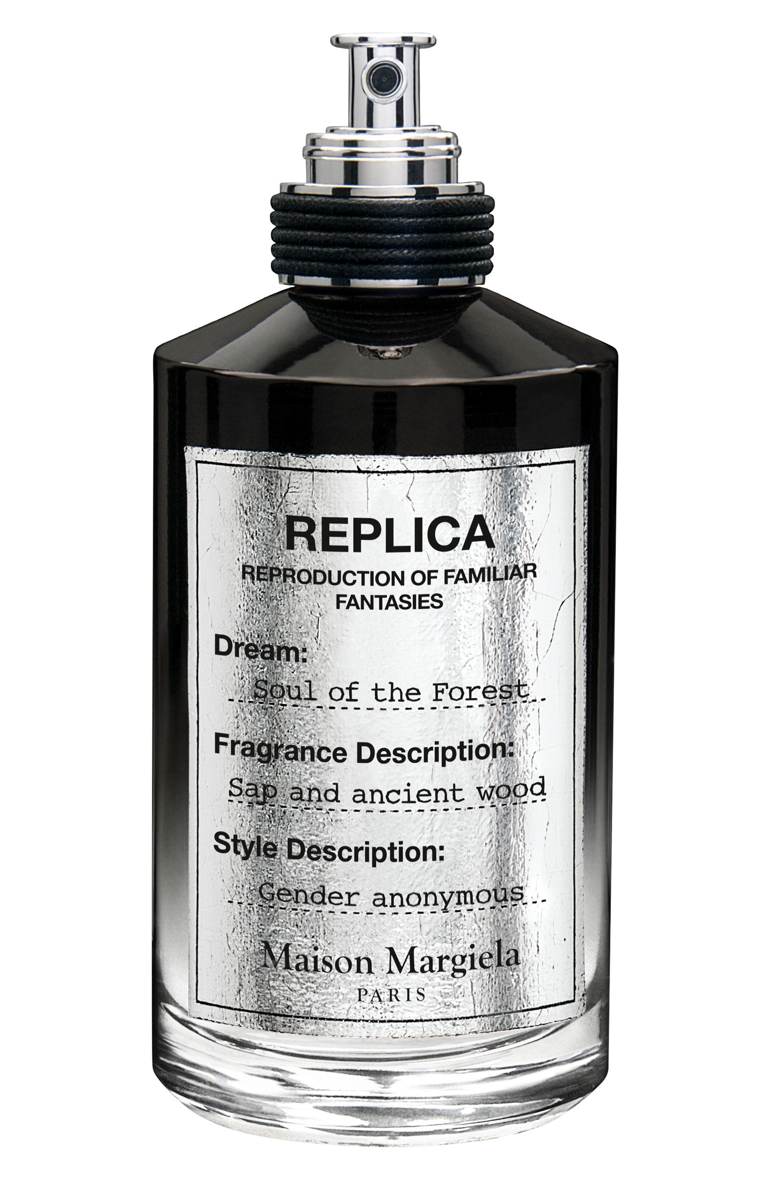 MAISON MARGIELA Replica Soul of the Forest Eau de Parfum, Main, color, NO COLOR