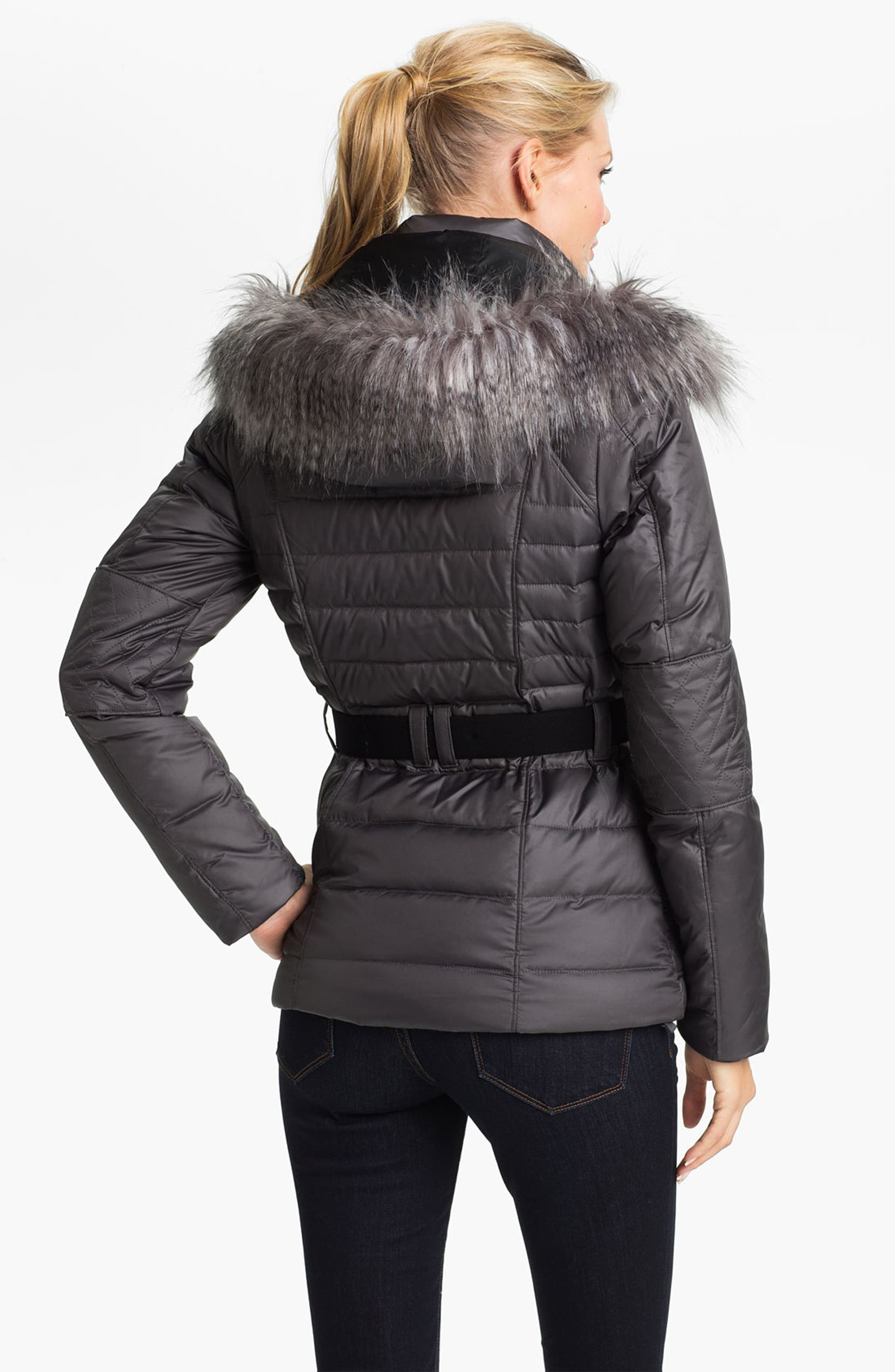 463bfe4b The North Face 'Parkina' Belted Down Parka | Nordstrom