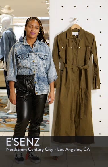 PSWL Stretch Twill Utility Jumpsuit, sales video thumbnail