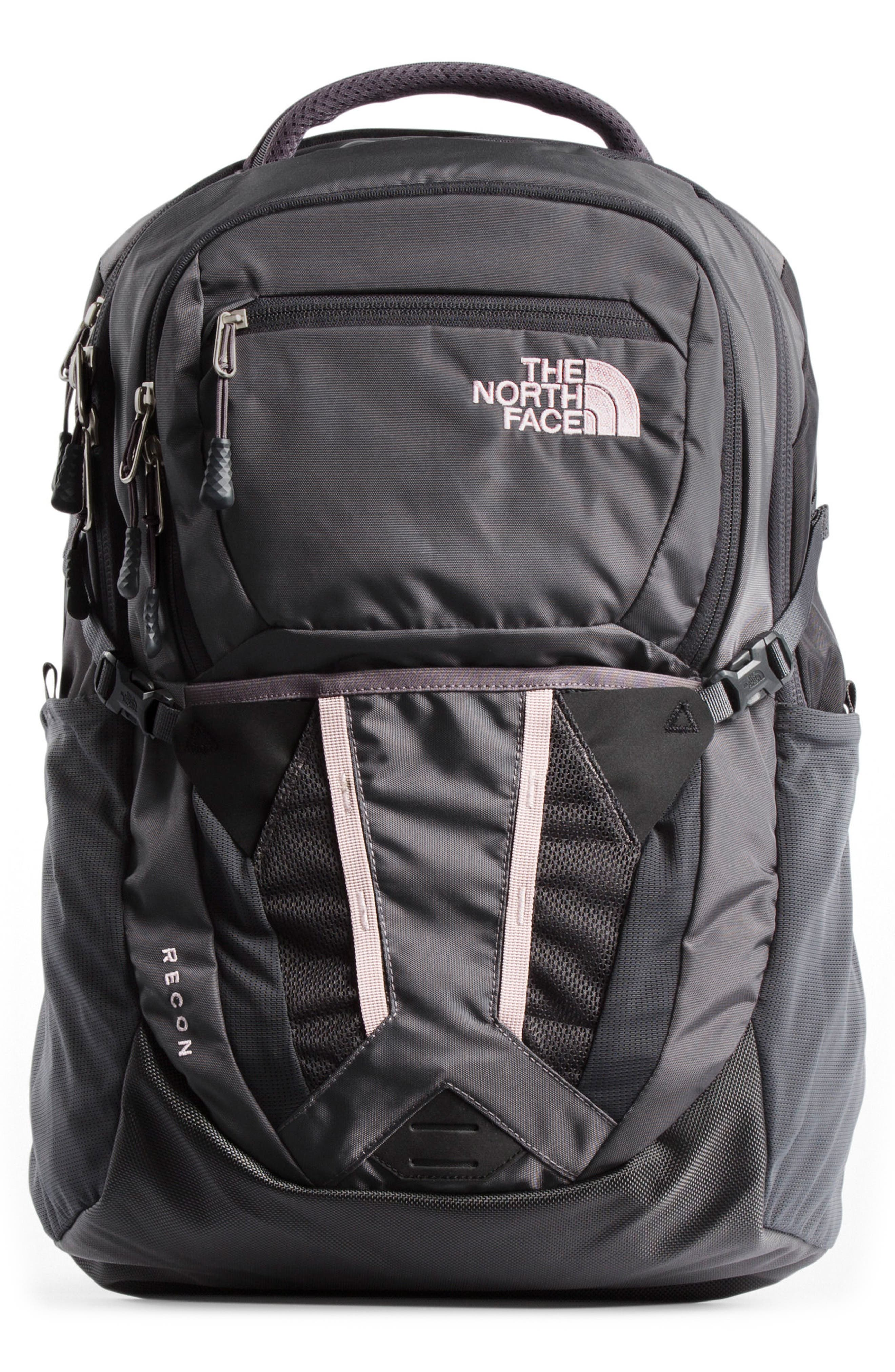 THE NORTH FACE Recon Backpack, Main, color, RABBIT GREY/ GREY