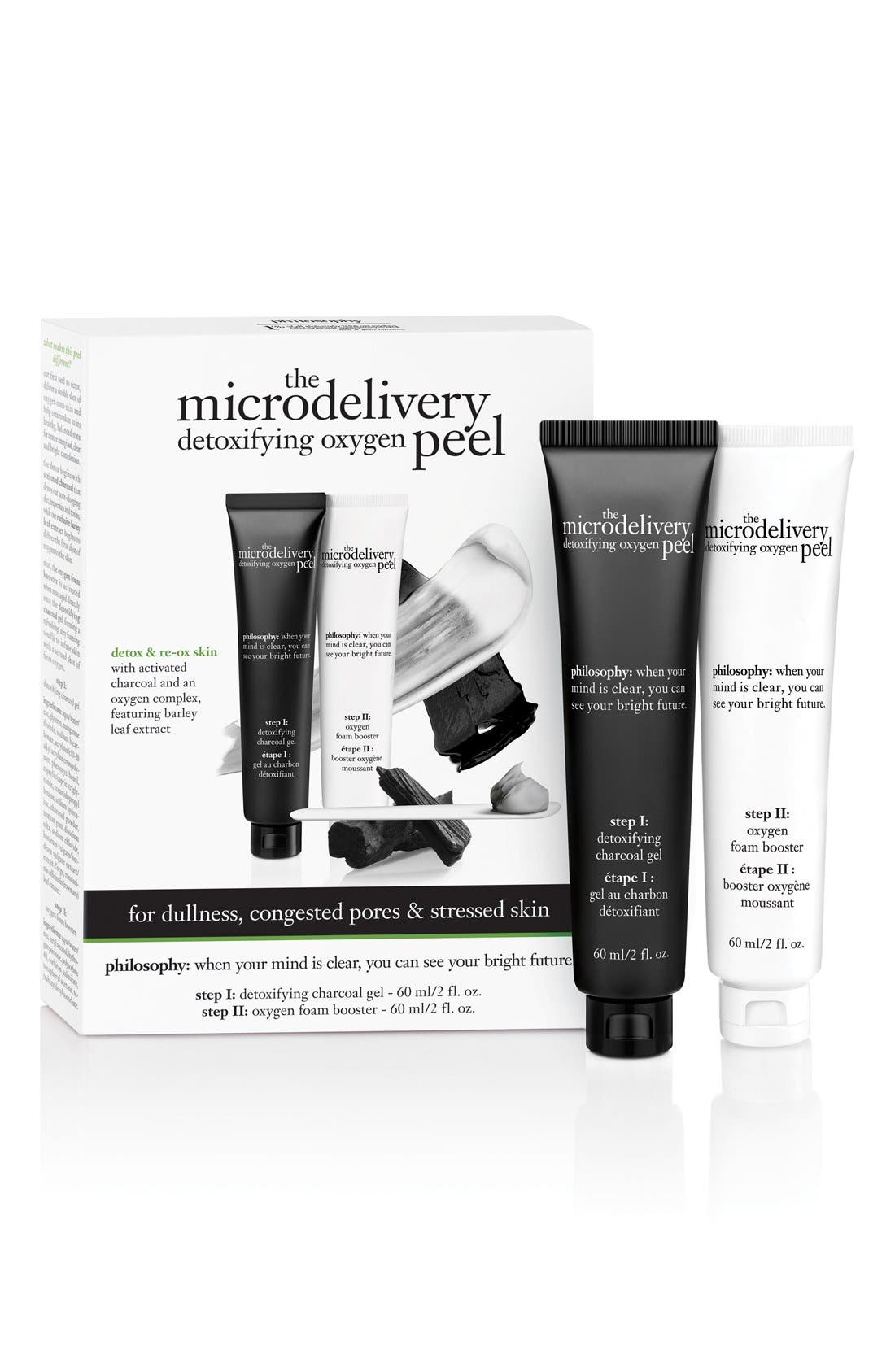 PHILOSOPHY, the microdelivery detoxifying oxygen peel, Alternate thumbnail 2, color, NO COLOR
