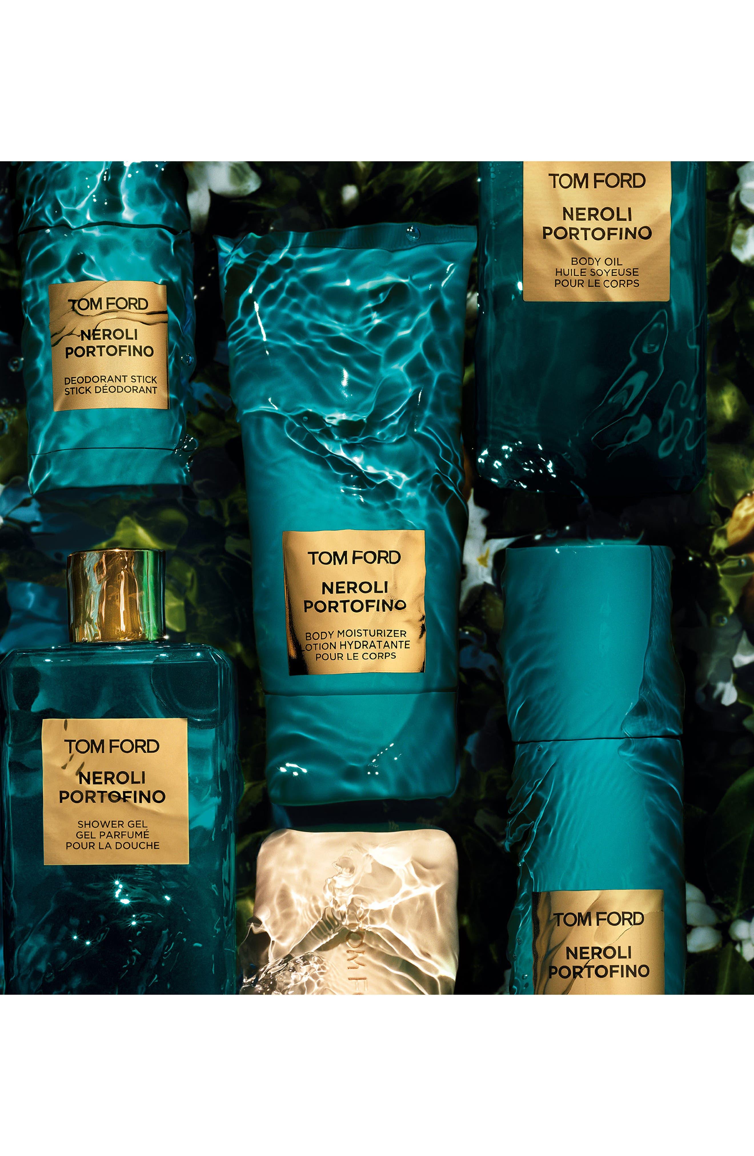 TOM FORD, Private Blend Neroli Portofino Deodorant Stick, Alternate thumbnail 2, color, NO COLOR