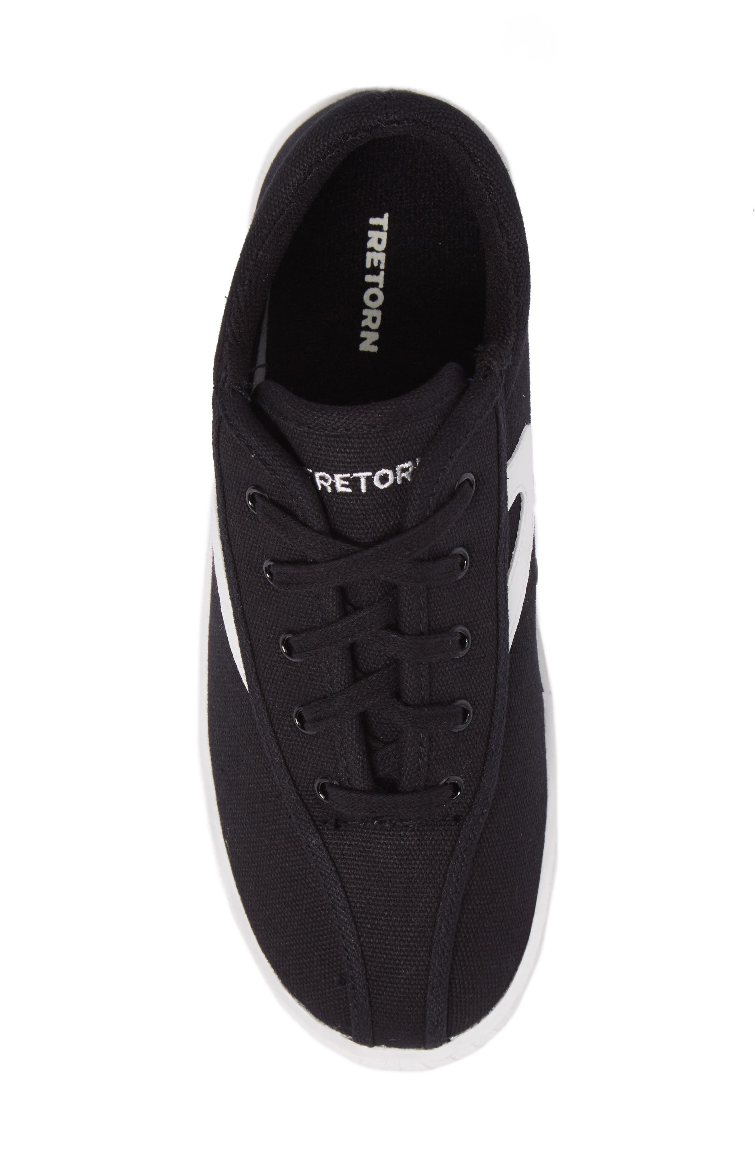 TRETORN, Nylite Plus Sneaker, Alternate thumbnail 5, color, 012