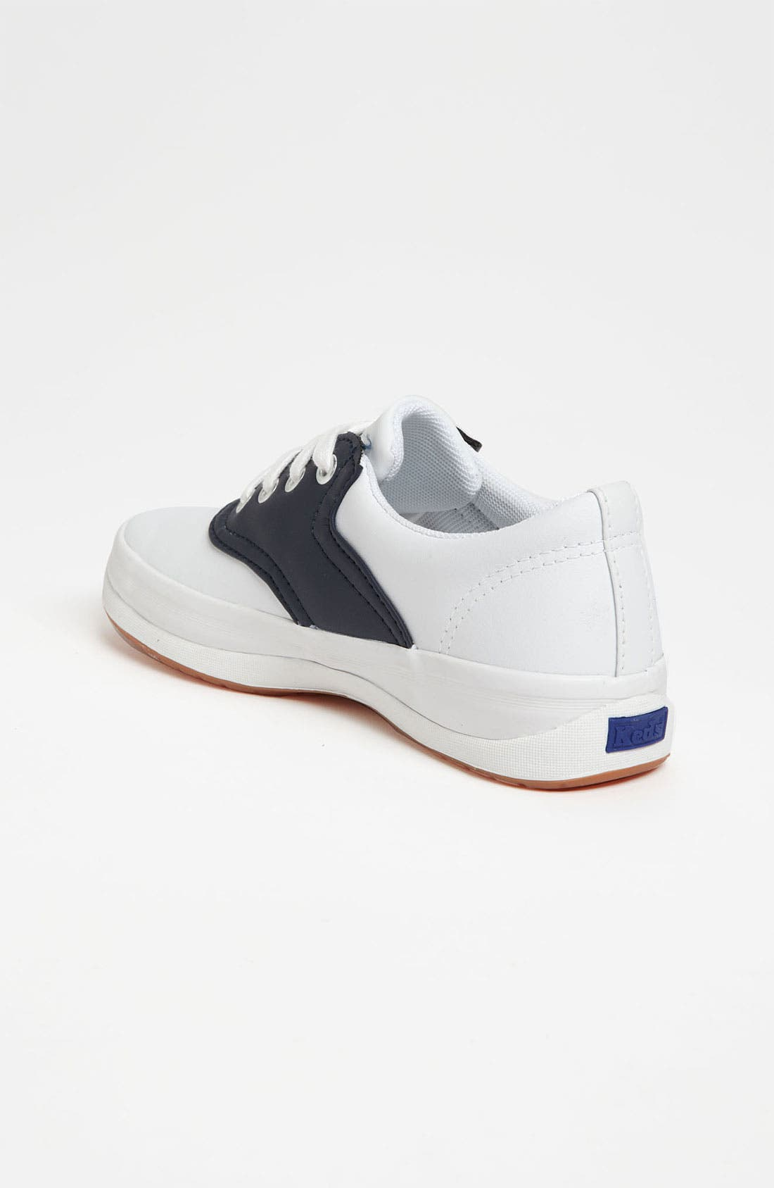KEDS<SUP>®</SUP>, 'School Days II' Oxford, Alternate thumbnail 3, color, WHITE NAVY