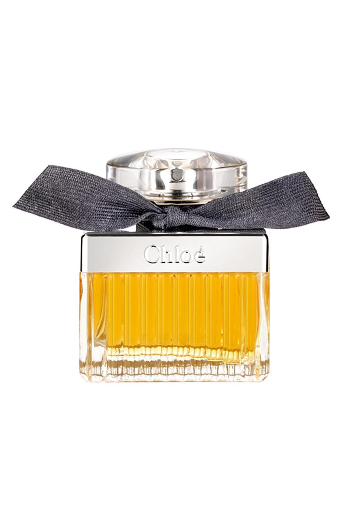 CHLOÉ, 'Eau de Parfum Intense' Spray, Main thumbnail 1, color, 000