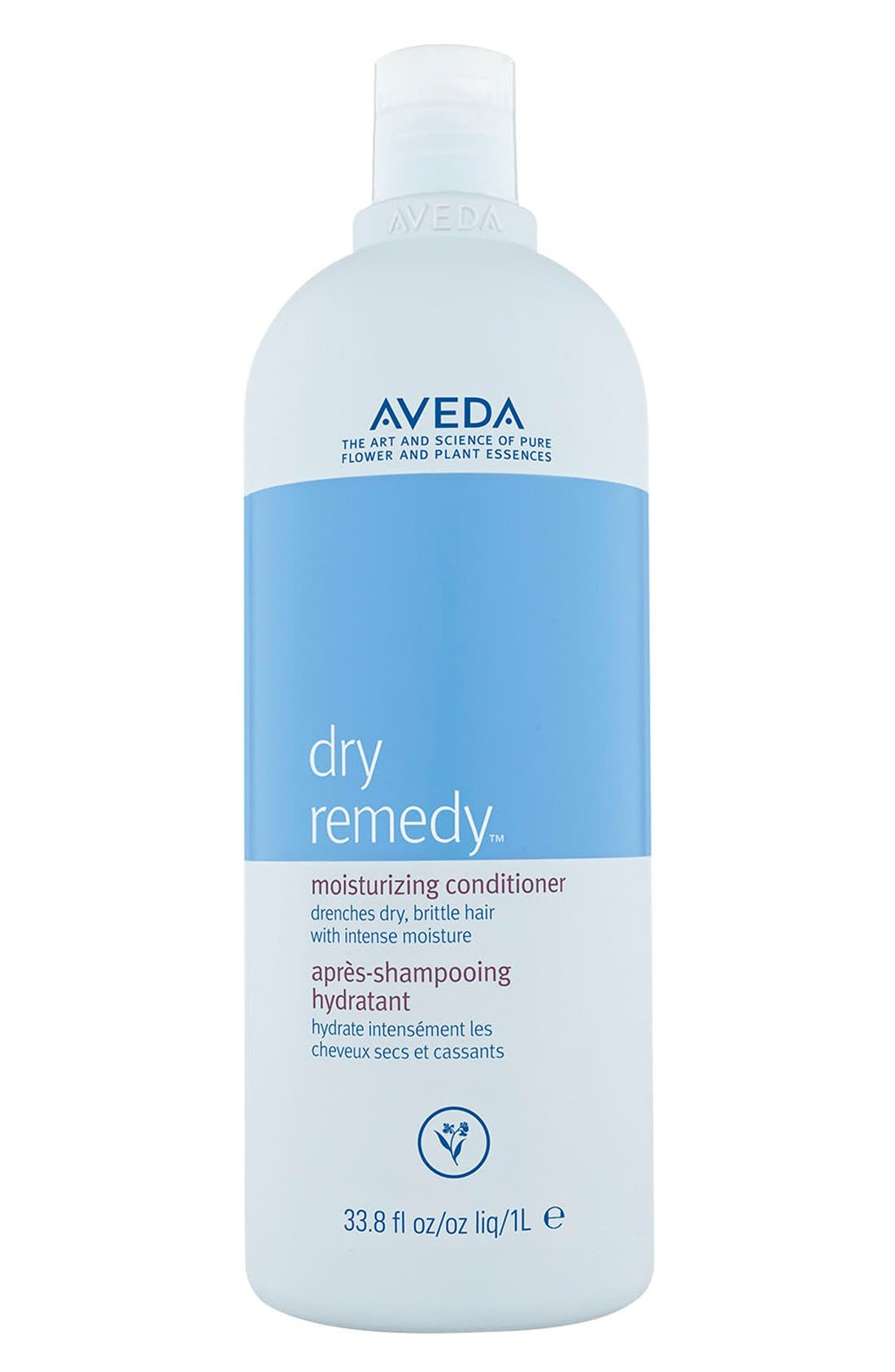AVEDA, dry remedy<sup>™</sup> Moisturizing Conditioner, Alternate thumbnail 2, color, NO COLOR