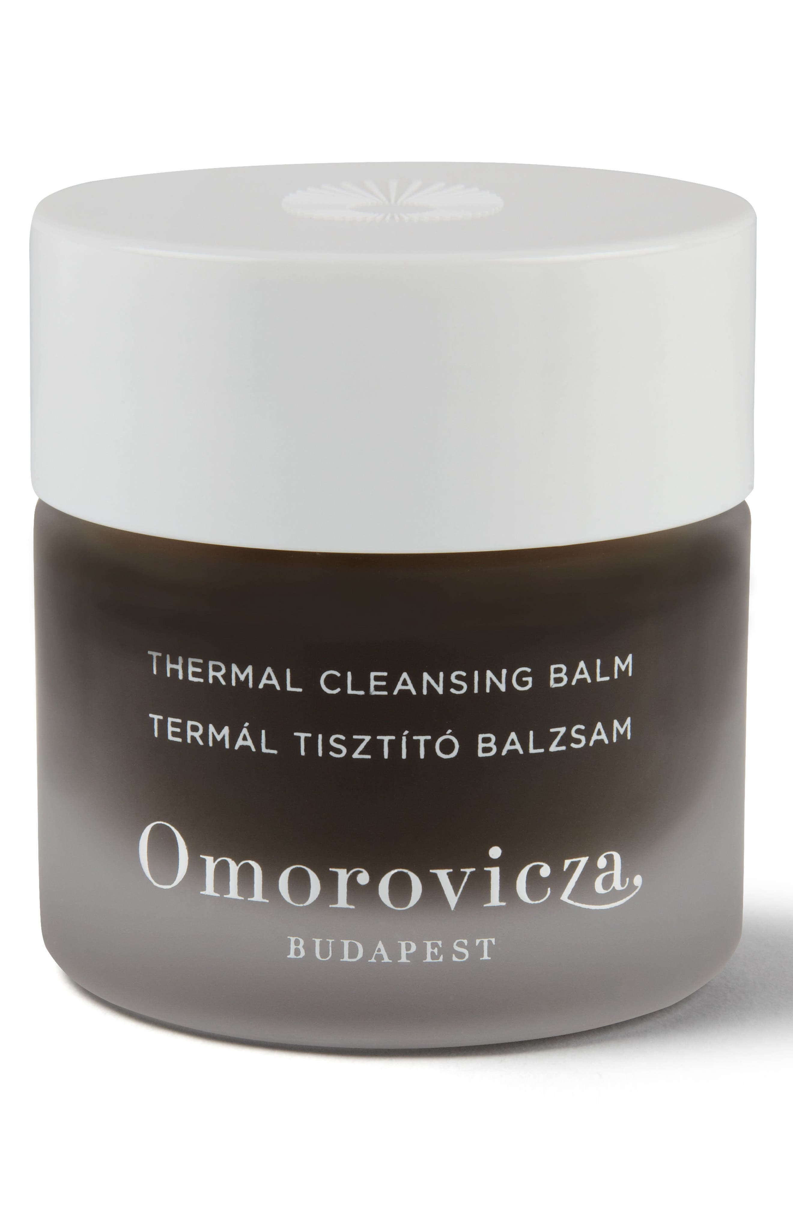 OMOROVICZA Thermal Cleansing Balm, Main, color, NO COLOR