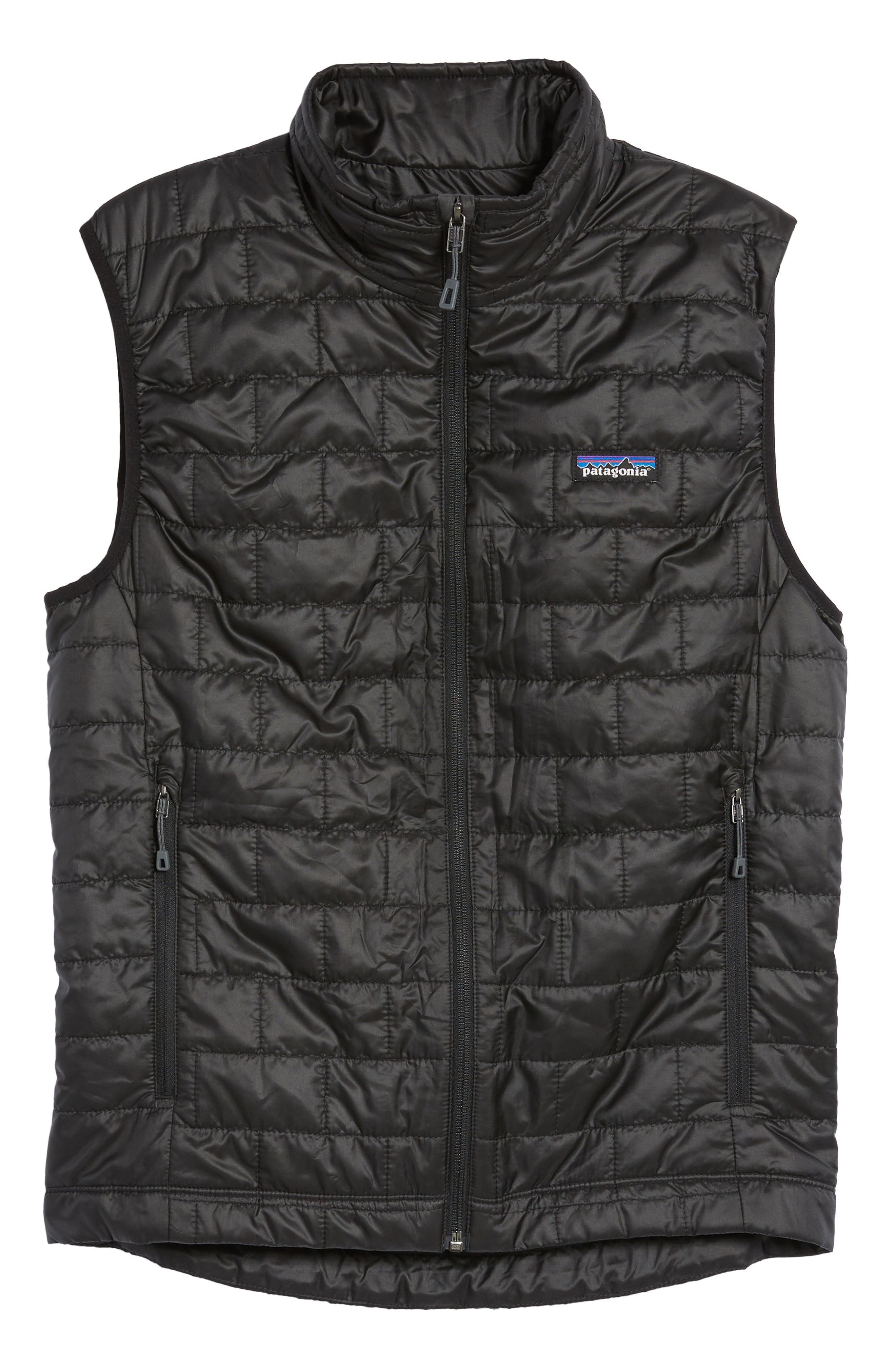 PATAGONIA Nano Puff<sup>®</sup> Vest, Main, color, BLACK
