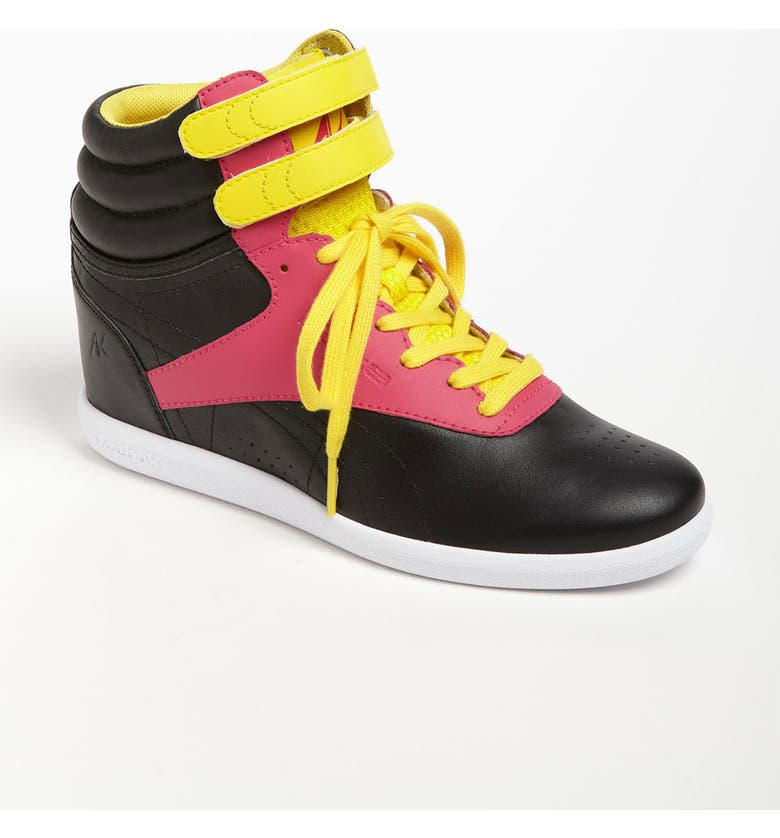 d0ce12763 Reebok  Freestyle Hi Wedge A. Keys  Sneaker (Women)