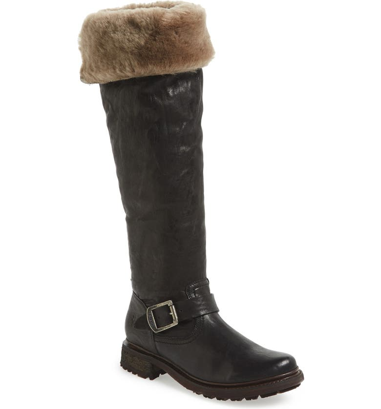 afb79e3c75b Frye  Valerie  Cuff Over the Knee Boot (Women)