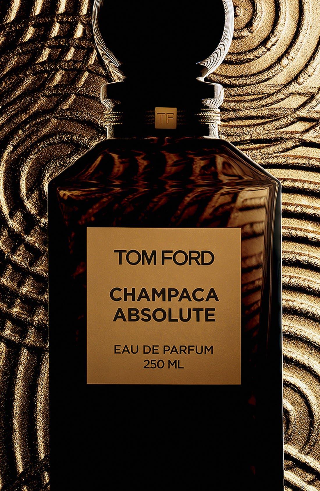 TOM FORD, Private Blend Champaca Absolute Eau de Parfum, Alternate thumbnail 4, color, NO COLOR