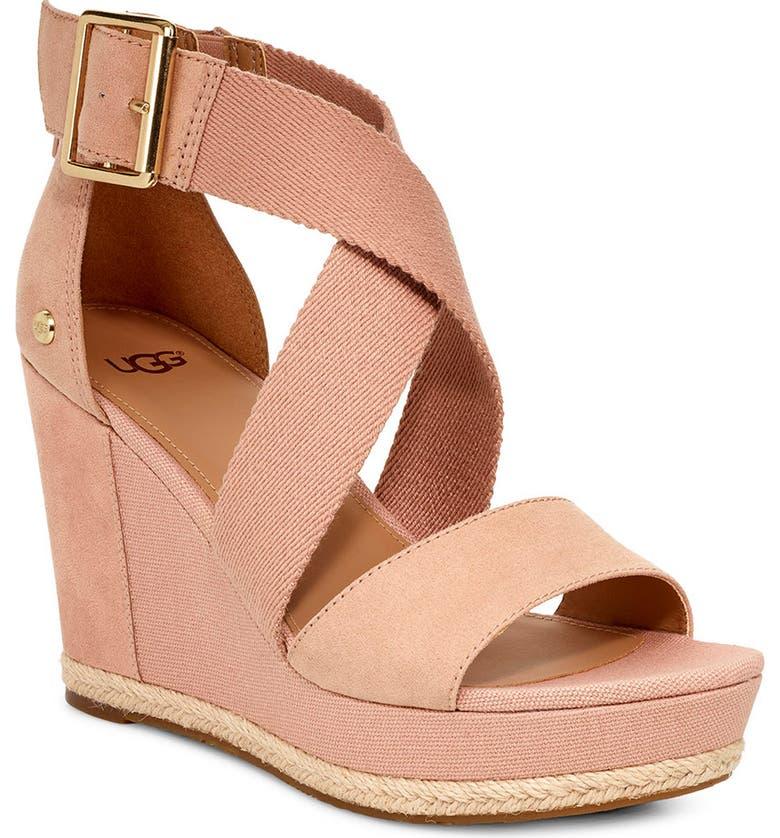 e406bc6aefb UGG® Calla Wedge Sandal (Women)