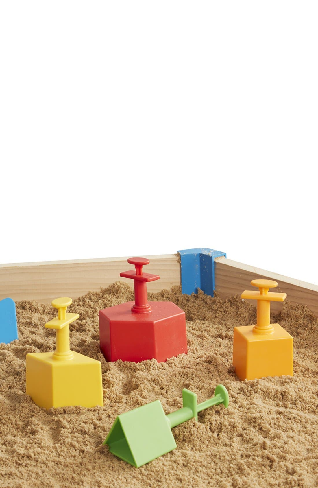 MELISSA & DOUG, 'SandBlox' Sand Box Set, Main thumbnail 1, color, MULTI