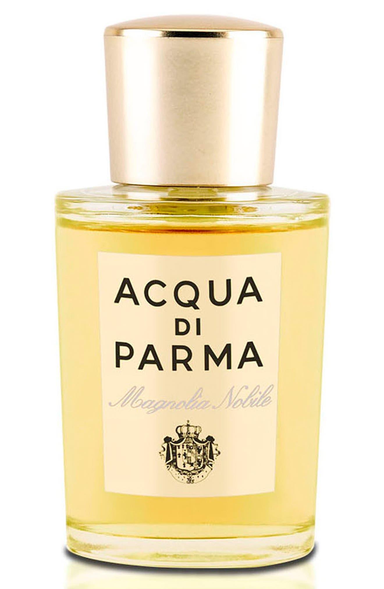 ACQUA DI PARMA, 'Magnolia Nobile' Eau de Parfum, Alternate thumbnail 5, color, NO COLOR