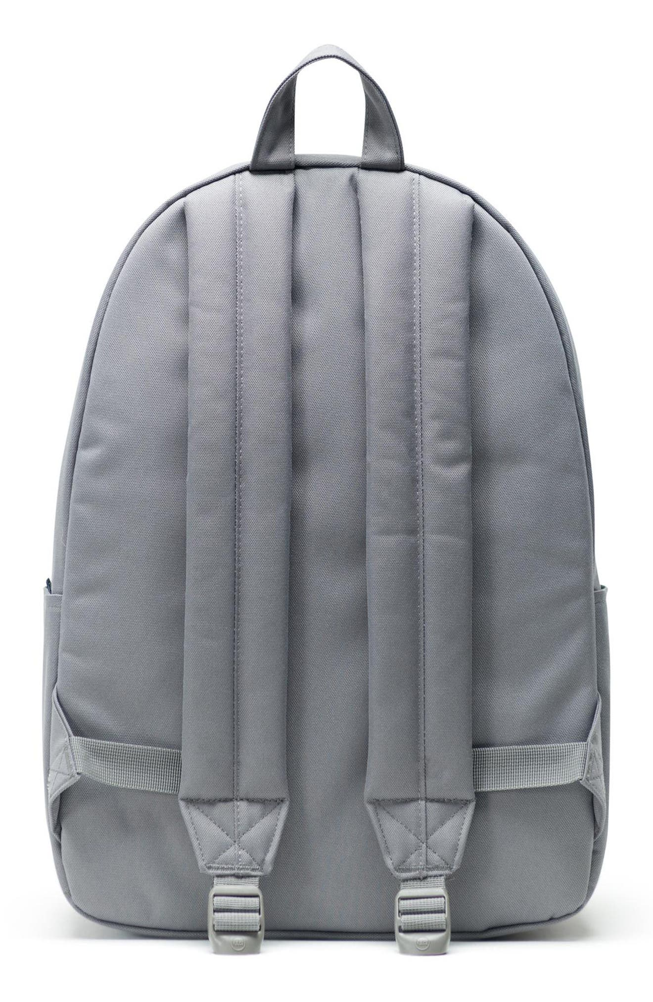 HERSCHEL SUPPLY CO., Classic XL Backpack, Alternate thumbnail 2, color, GREY