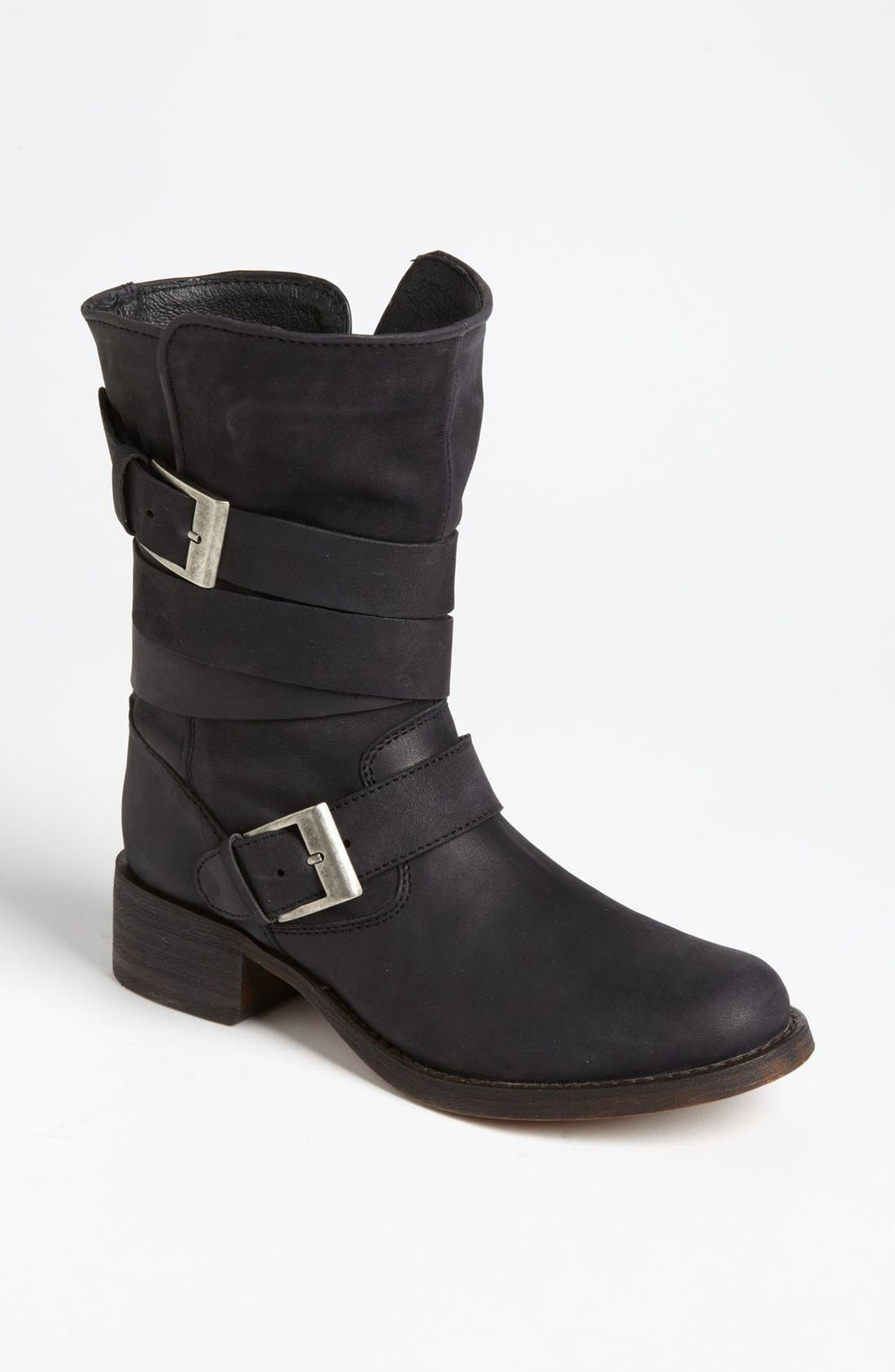 STEVE MADDEN, 'Brewzzer' Boot, Main thumbnail 1, color, 001