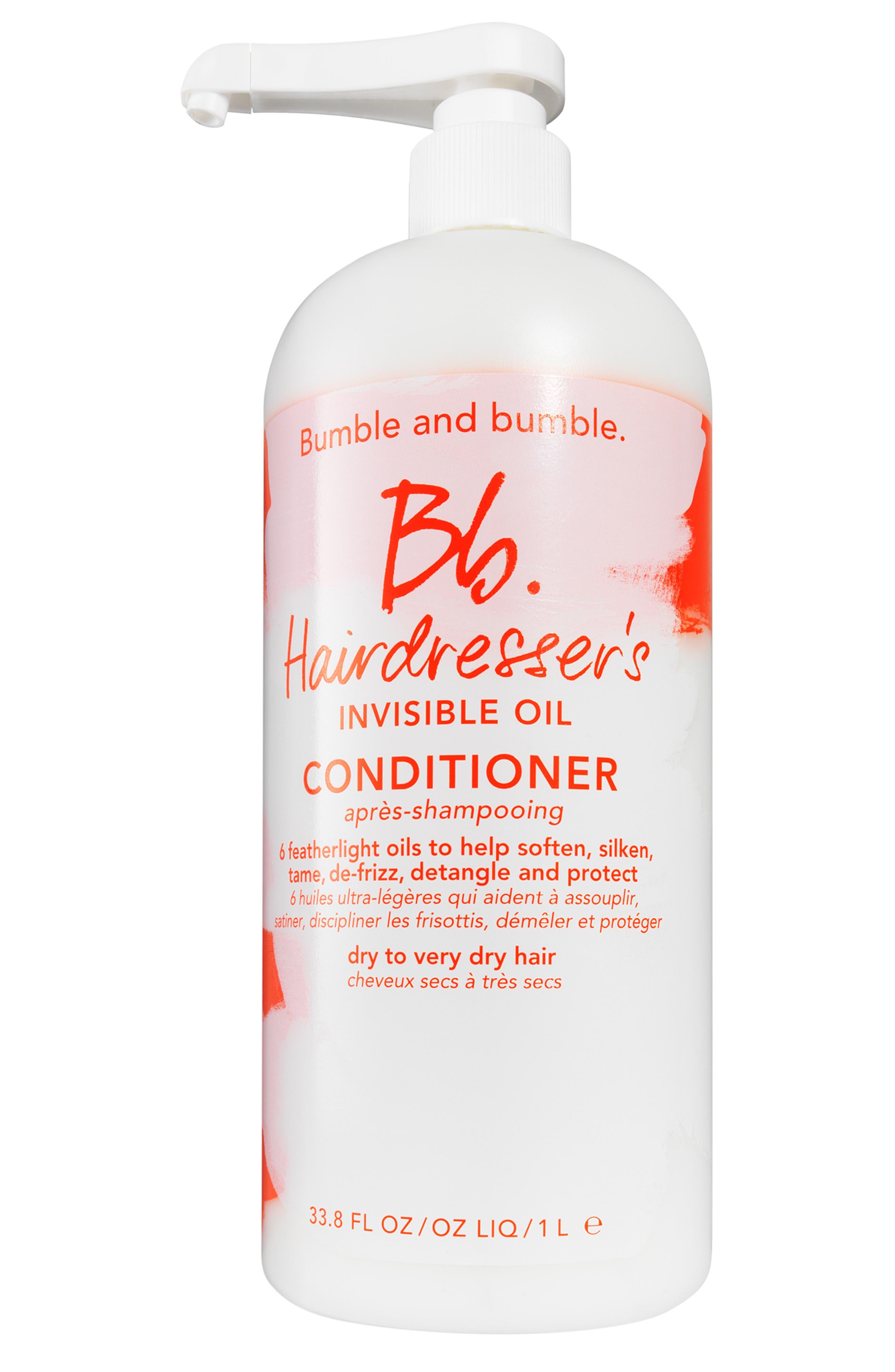 BUMBLE AND BUMBLE., Bumble and bumble Hairdresser's Invisible Oil Conditioner, Alternate thumbnail 3, color, NO COLOR